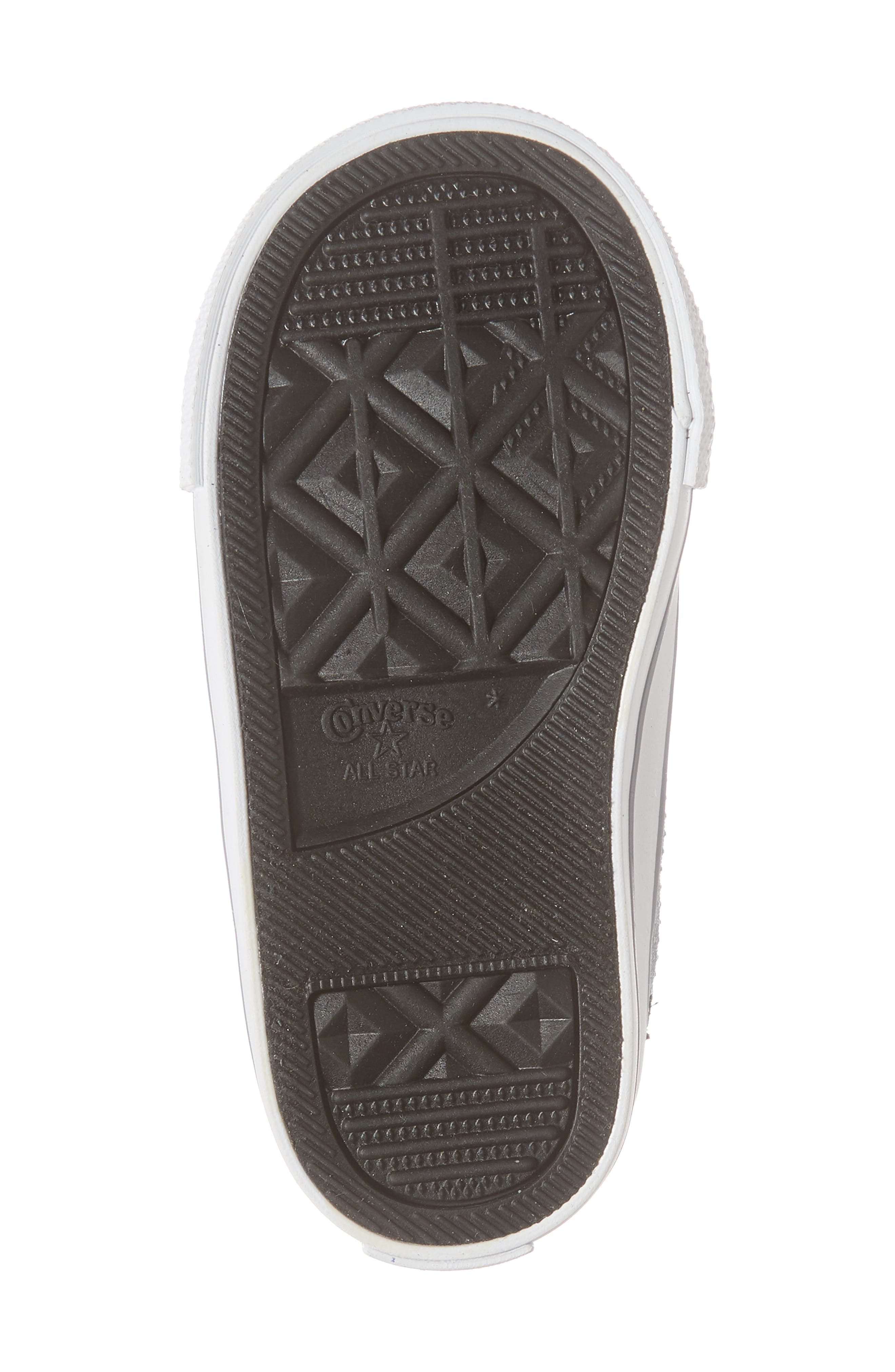 Chuck Taylor<sup>®</sup> All Star<sup>®</sup> Street Mid Top Sneaker,                             Alternate thumbnail 6, color,                             Pale Grey