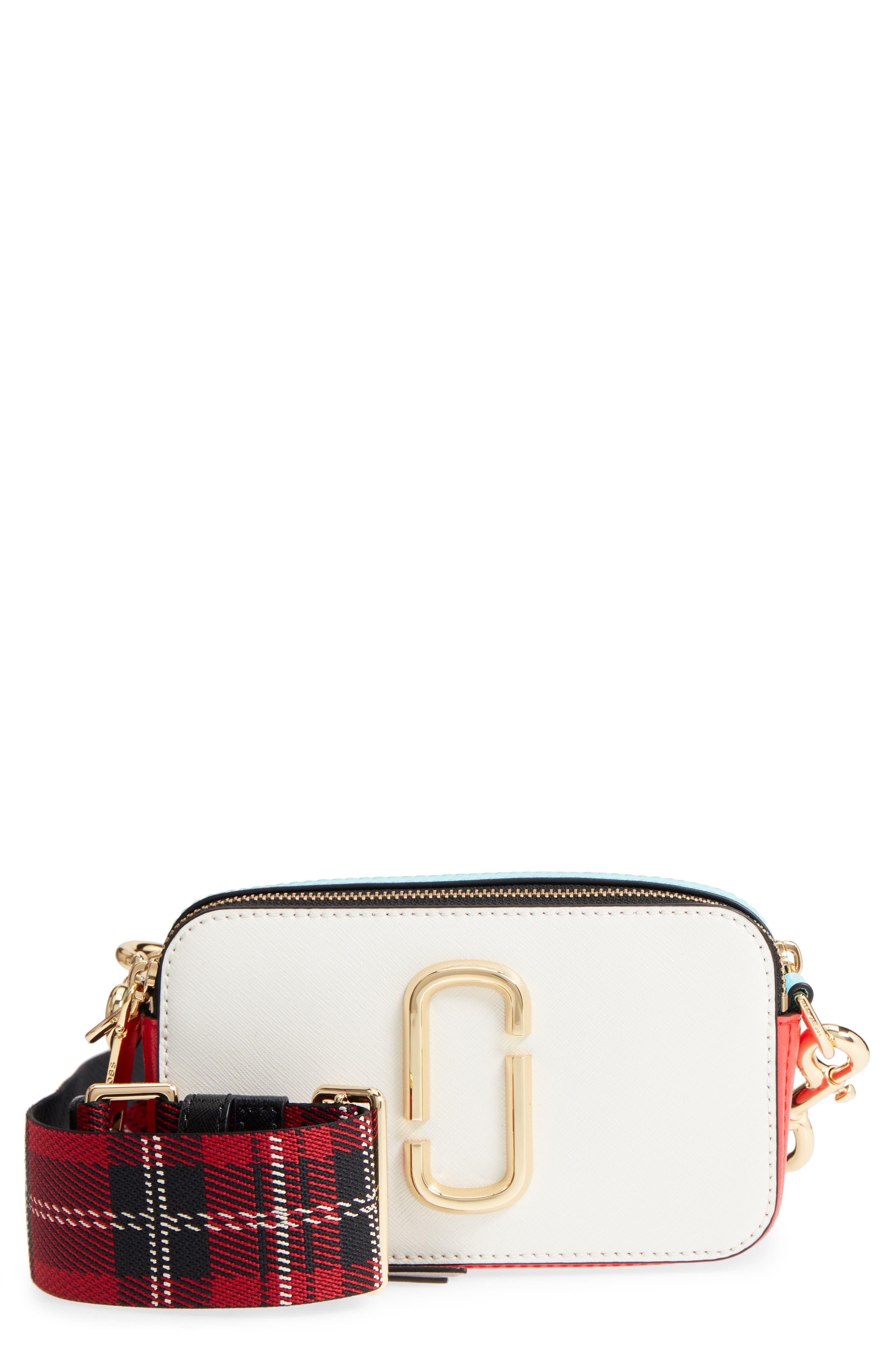 Snapshot Crossbody Bag,                         Main,                         color, Porcelain Multi