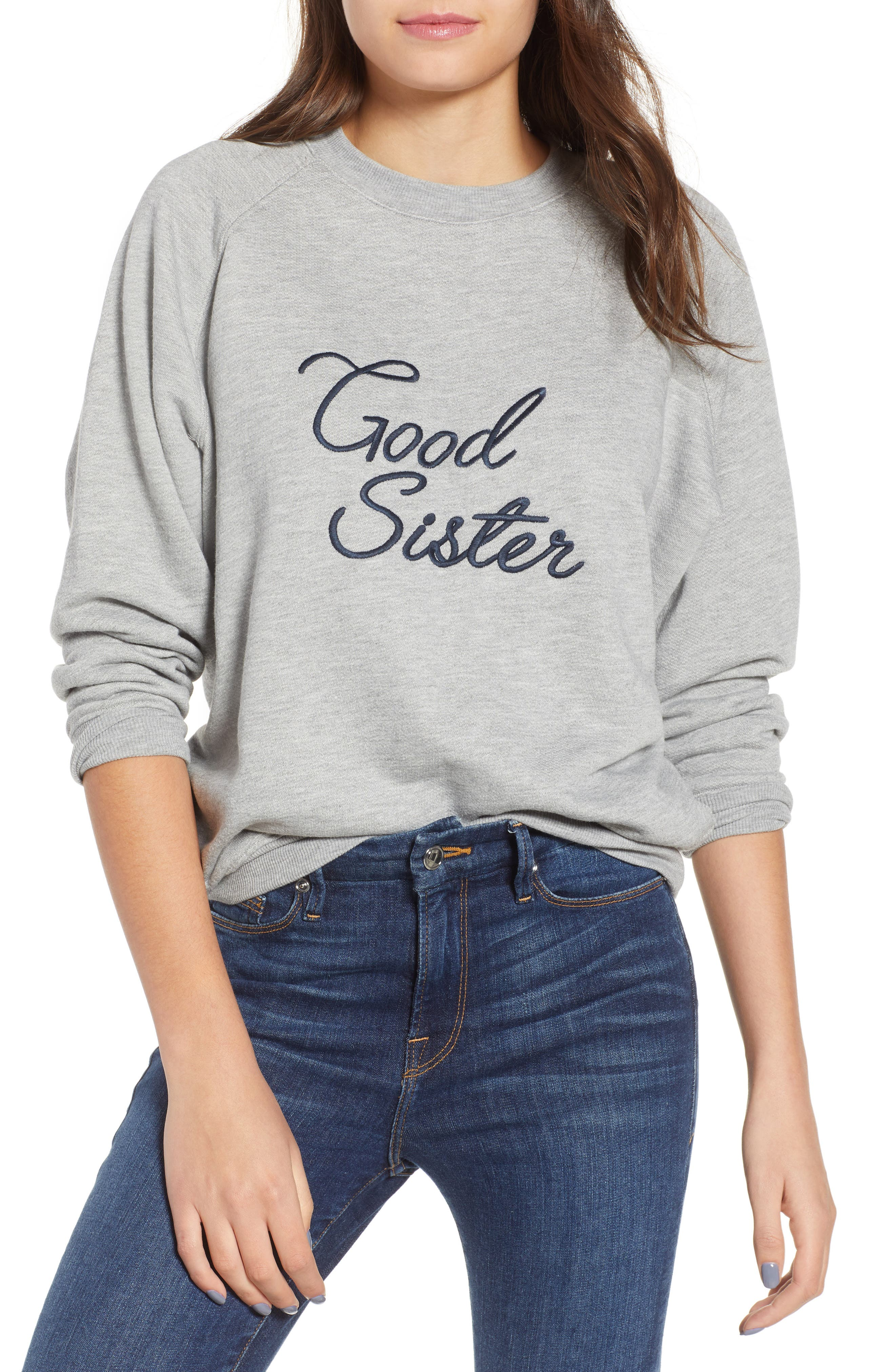 Good American Sweatshirt