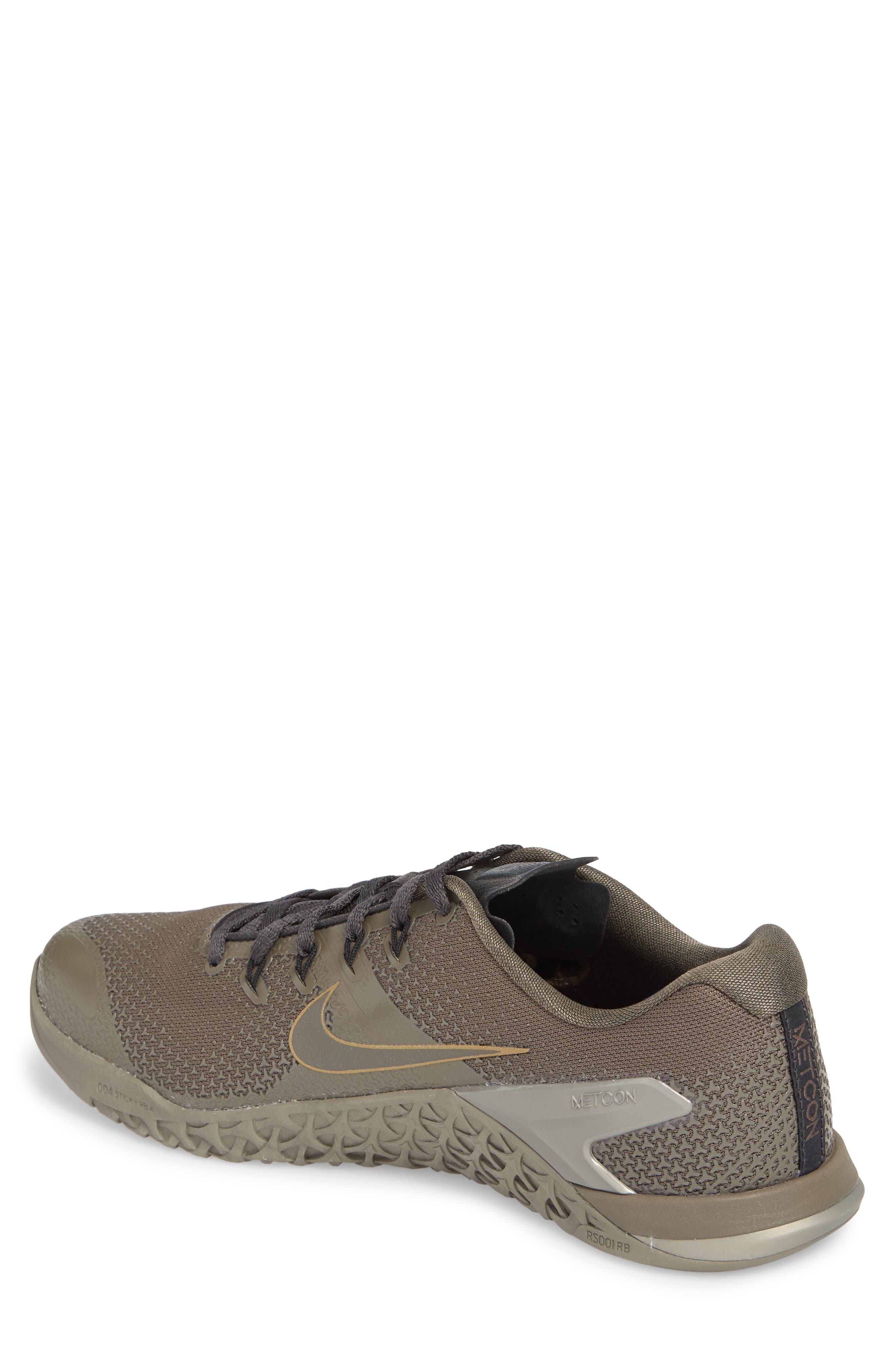 Metcon 4 Viking Quest Training Shoe,                             Alternate thumbnail 2, color,                             Ridgerock/ Pewter/ Anthracite