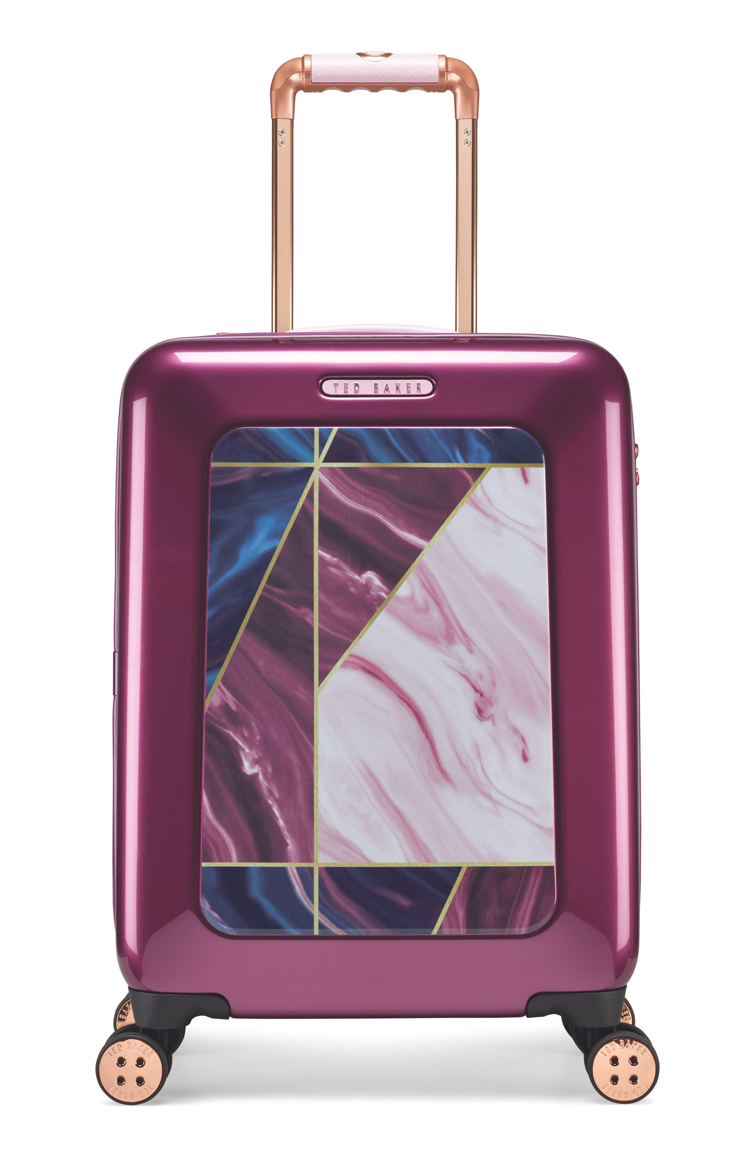 Ted Baker London Small Balmoral 21-Inch Spinner Carry-On