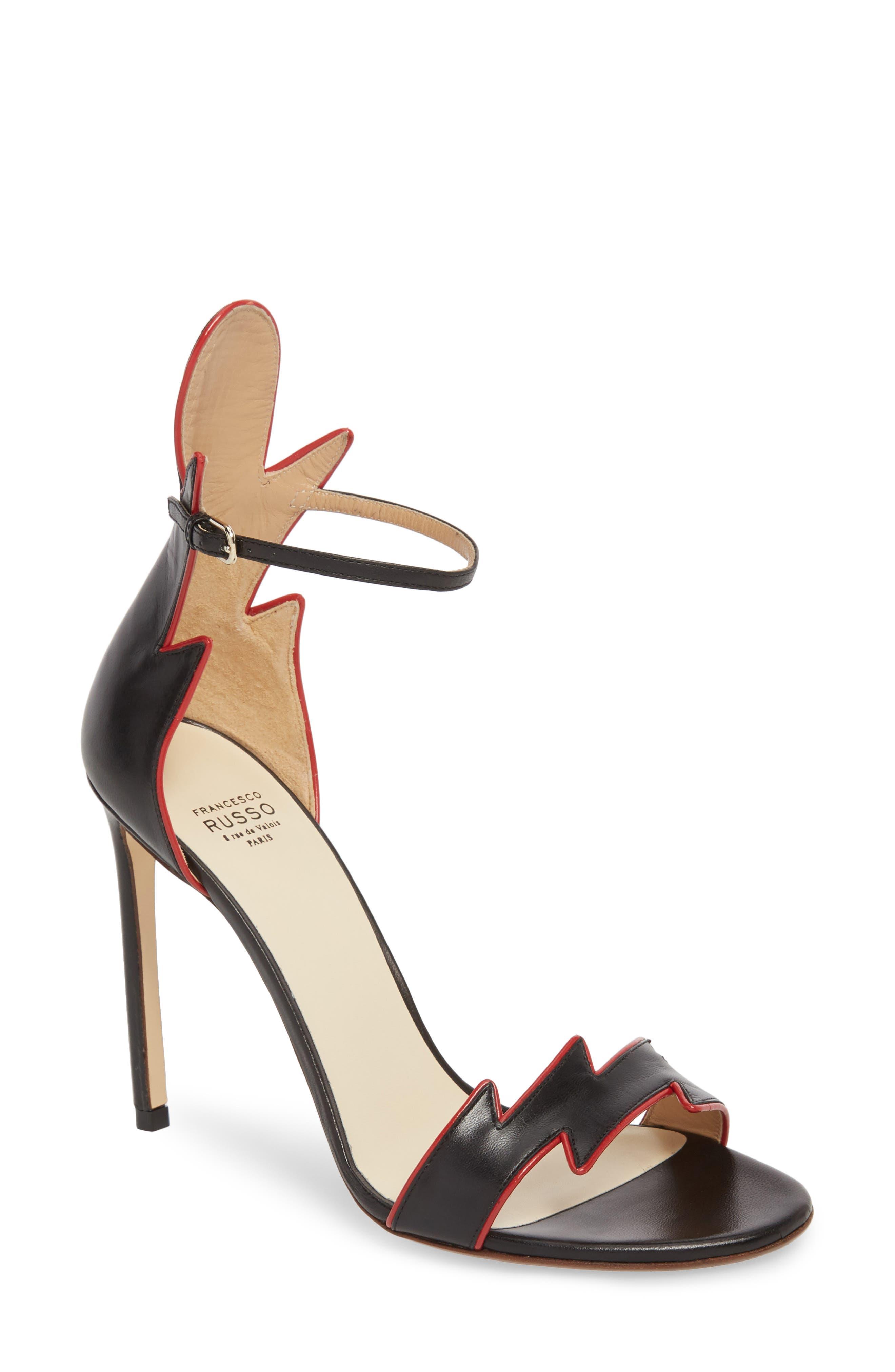 Francesco Russo Flaming Sandal (Women)