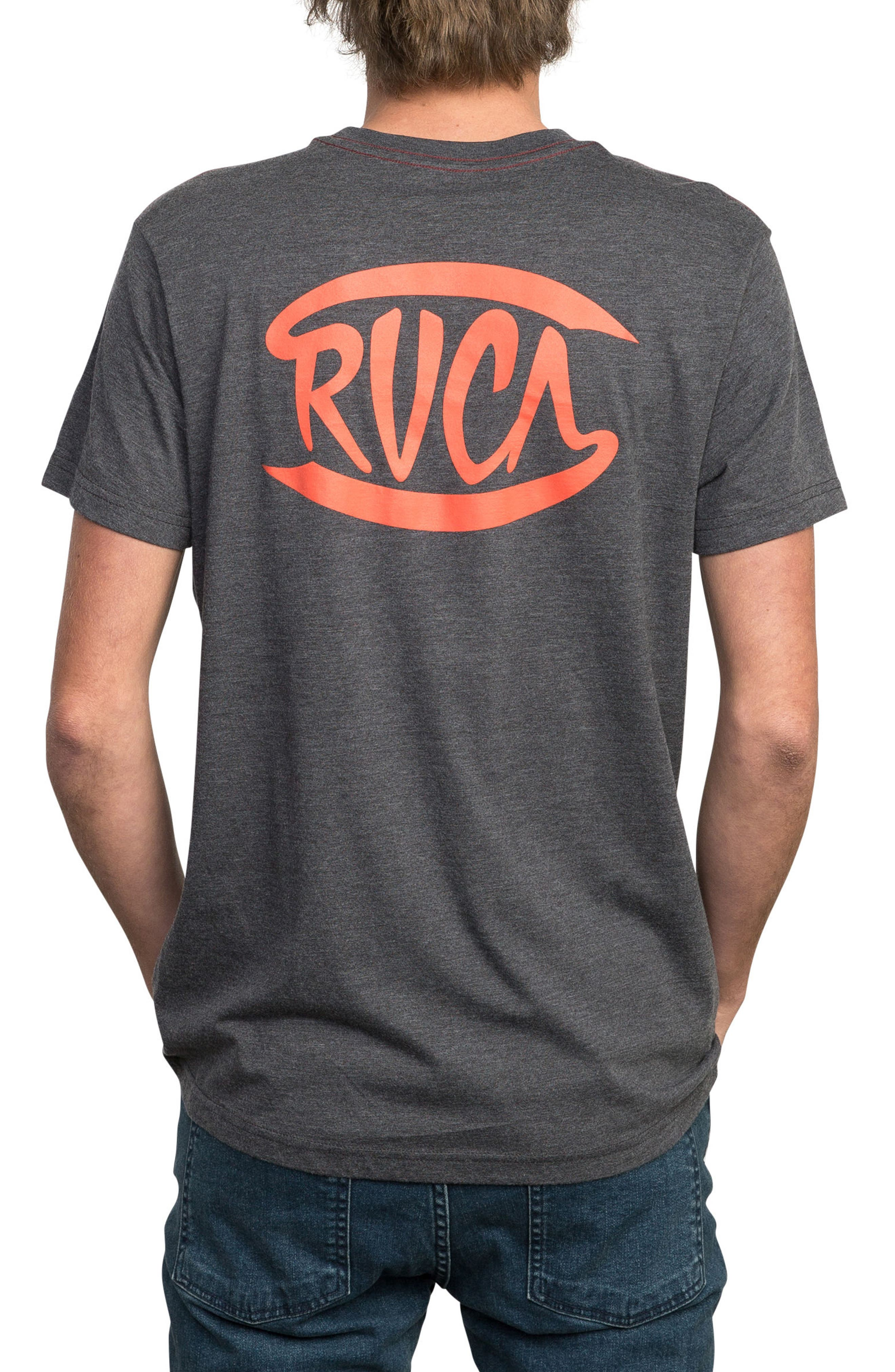 Clutch Logo Graphic T-Shirt,                             Alternate thumbnail 2, color,                             Black