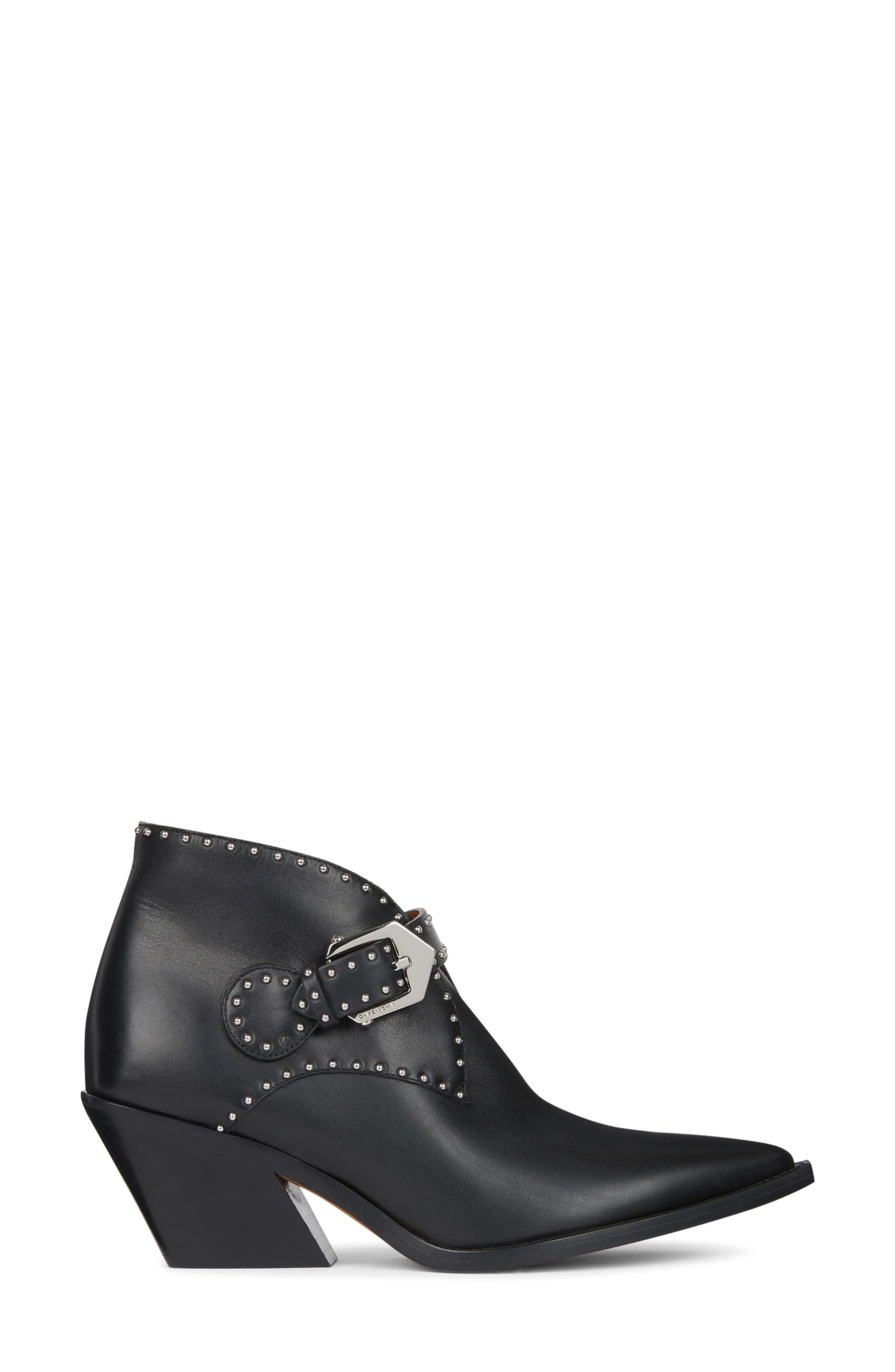 Givenchy Elegant Studs Pointy Toe Boot (Women)