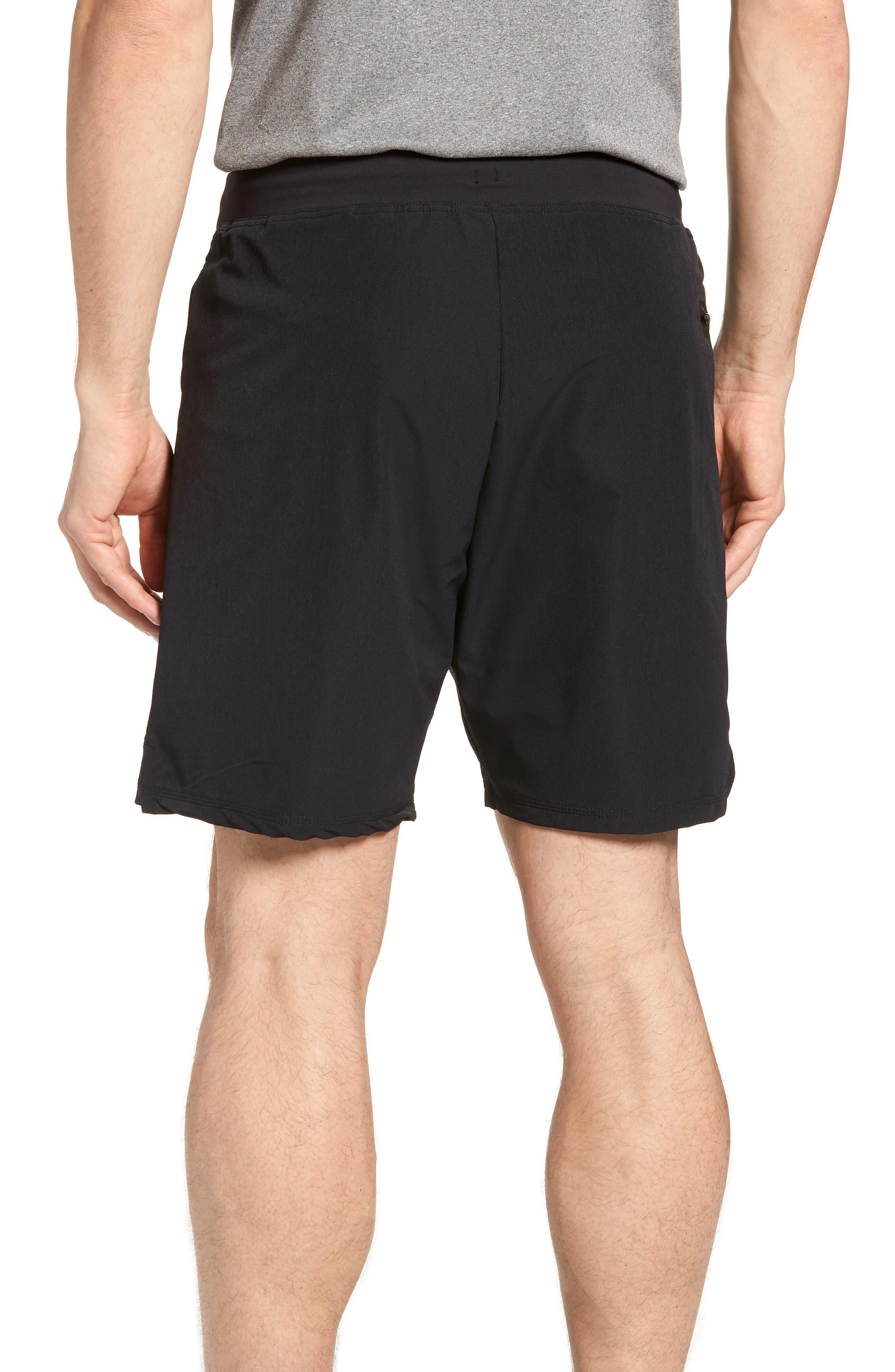 ZANEROBE Type 1 Shorts,                             Alternate thumbnail 2, color,                             Black