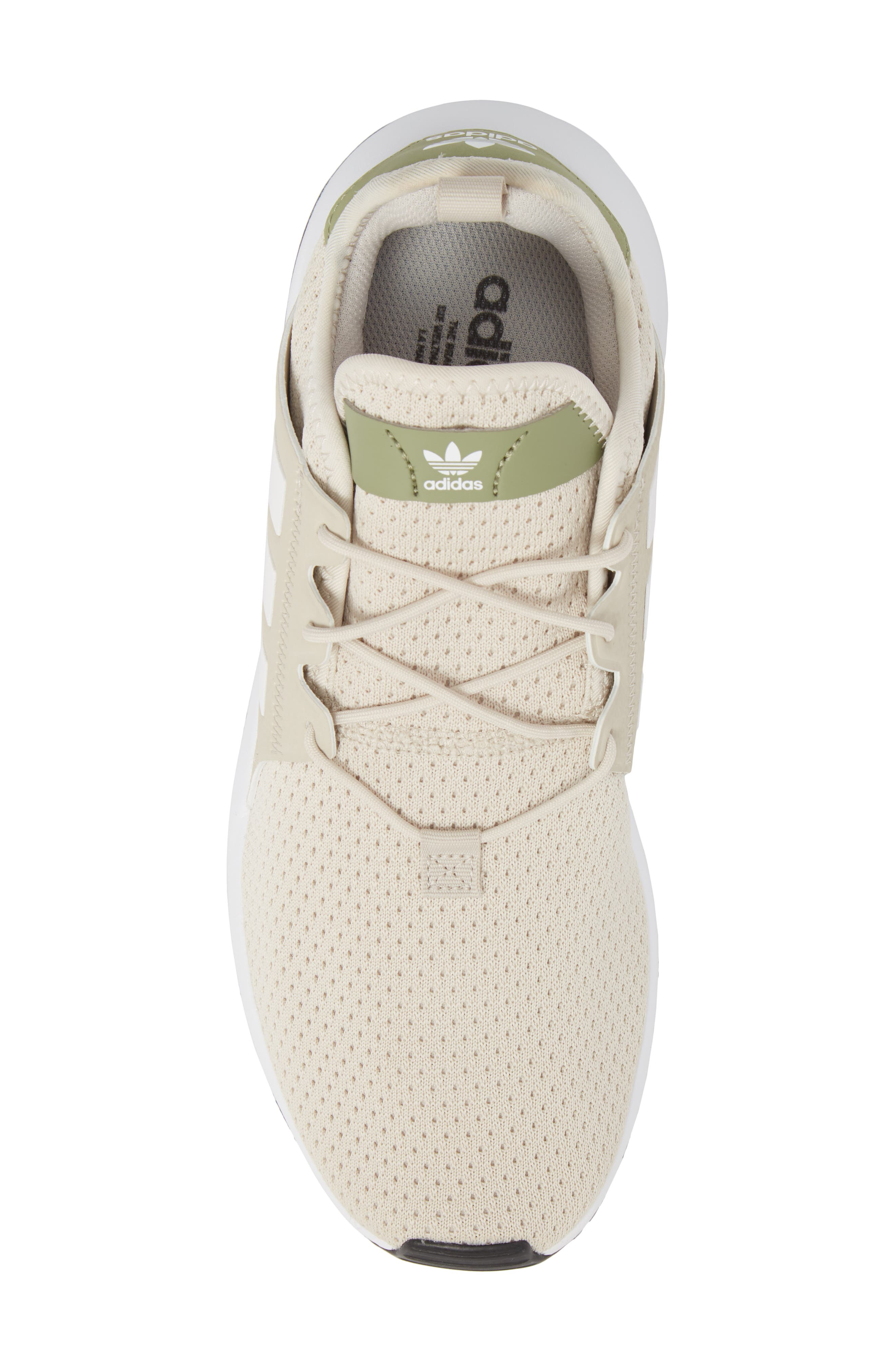 X_PLR Sneaker,                             Alternate thumbnail 5, color,                             Brown/ White / Trace Cargo