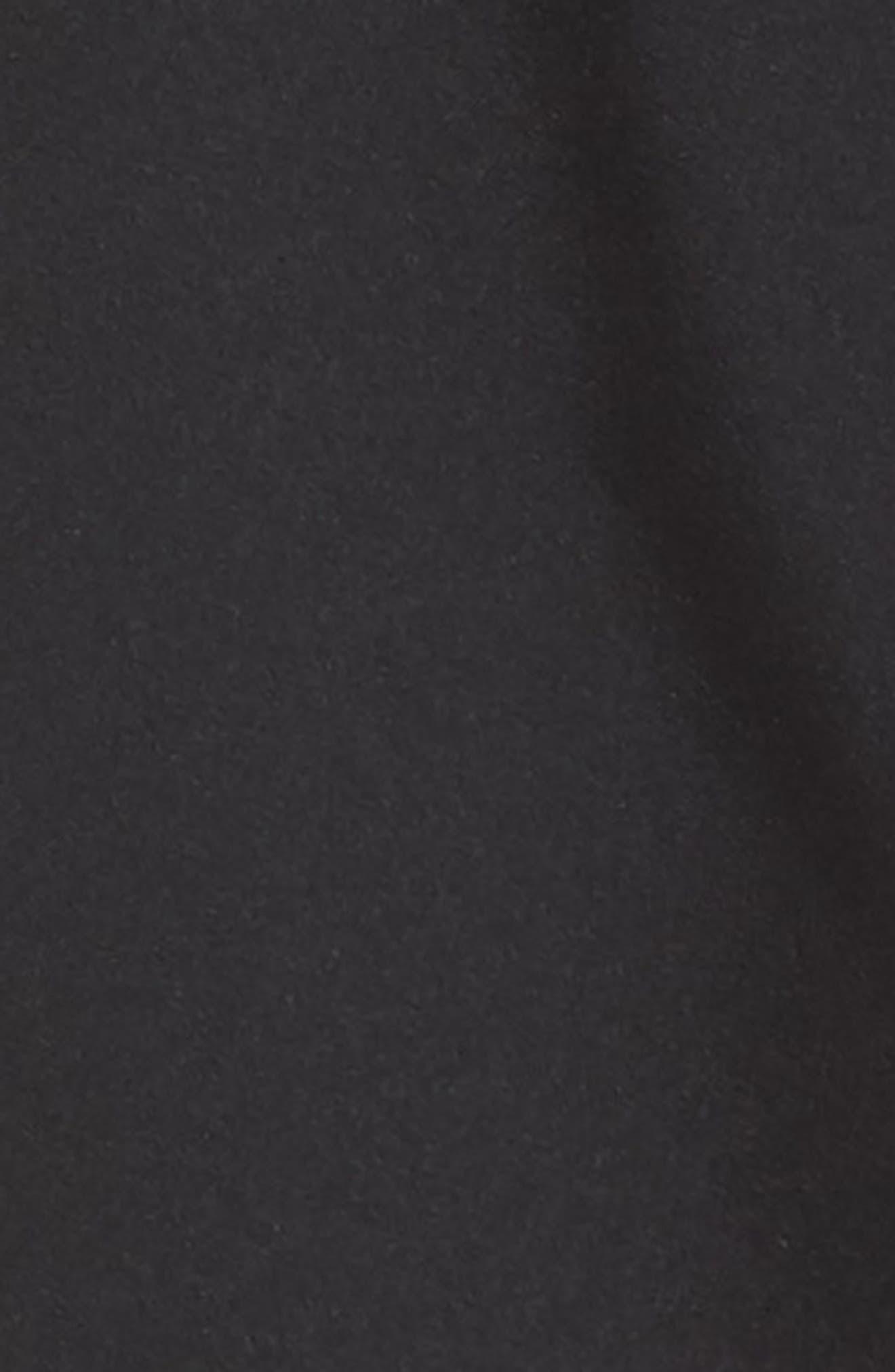 Dry Eclipse Running Shorts,                             Alternate thumbnail 6, color,                             Black