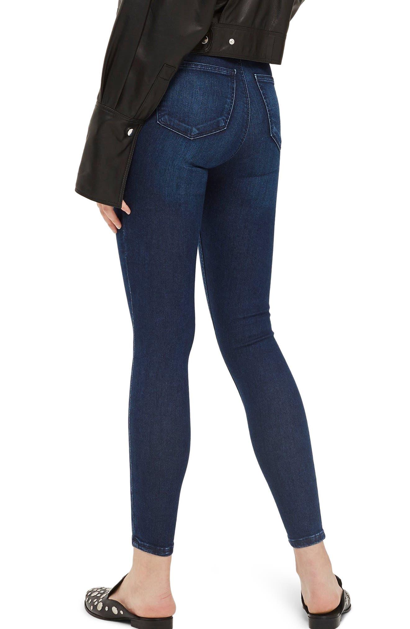 Joni Jeans,                             Alternate thumbnail 3, color,                             Indigo