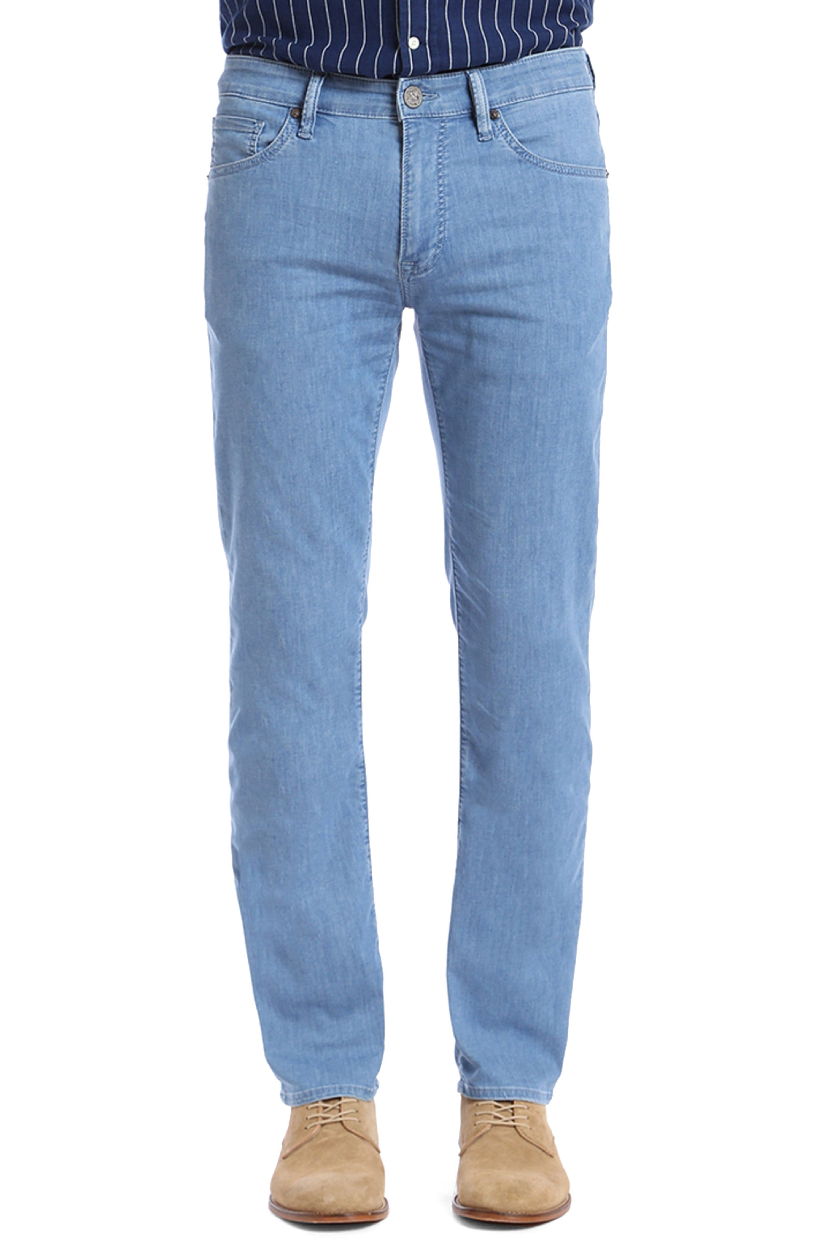 Charisma Relaxed Fit Jeans,                             Main thumbnail 1, color,                             Light Maui Denim