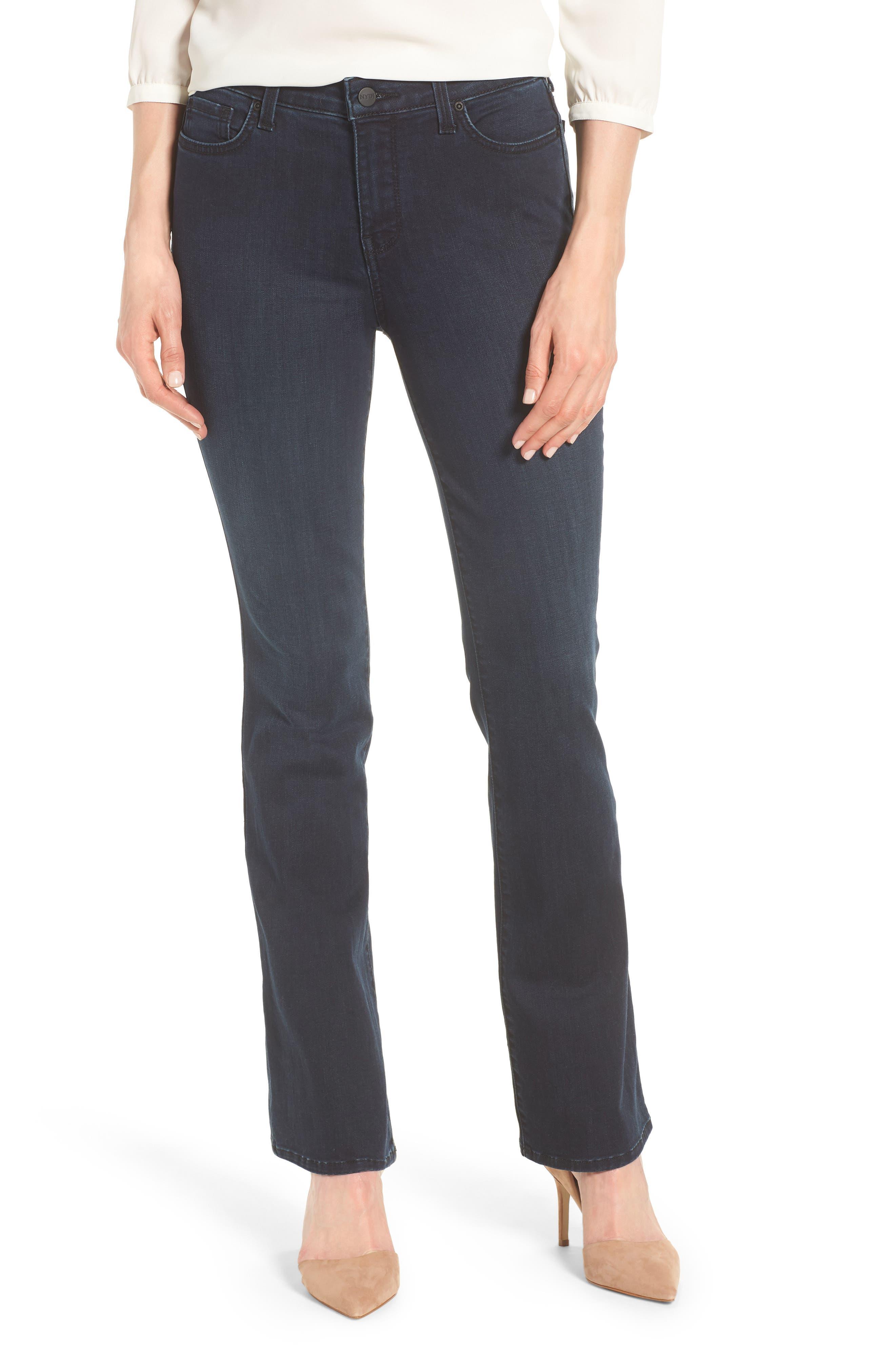 Barbara Bootcut Stretch Skinny Jeans NYDJ $59.49 (Nordstrom)
