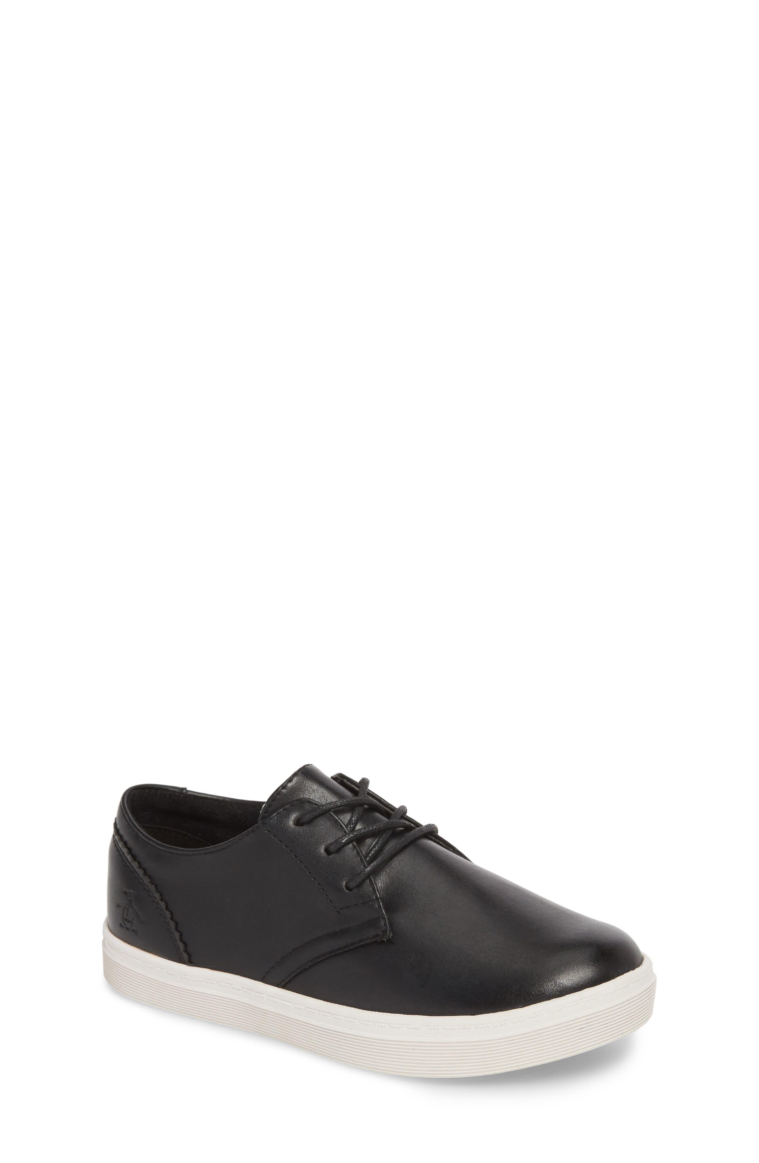 Freeland Sneaker,                             Main thumbnail 1, color,                             Black