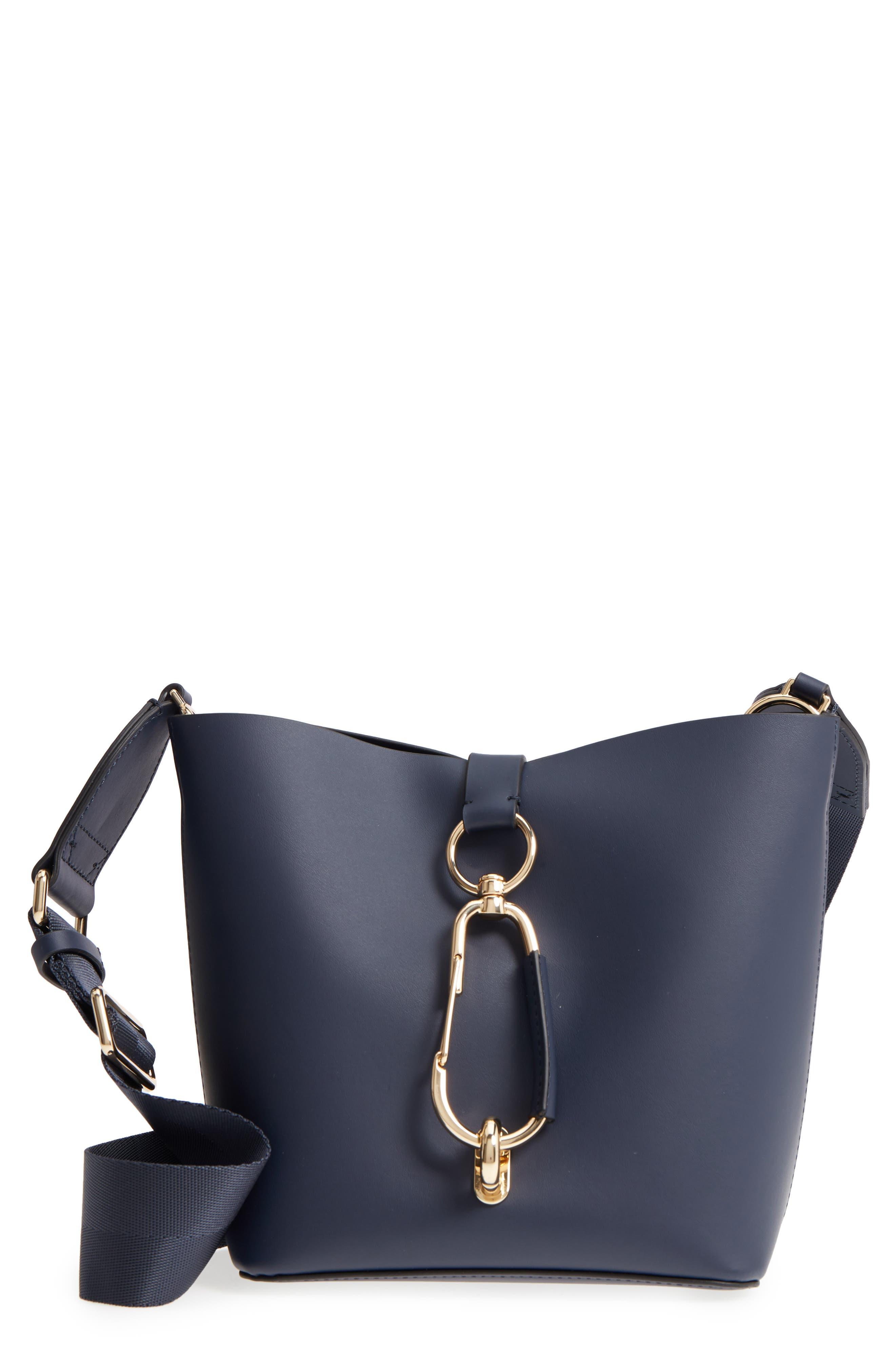ZAC Zac Posen Belay Small Leather Hobo Bag