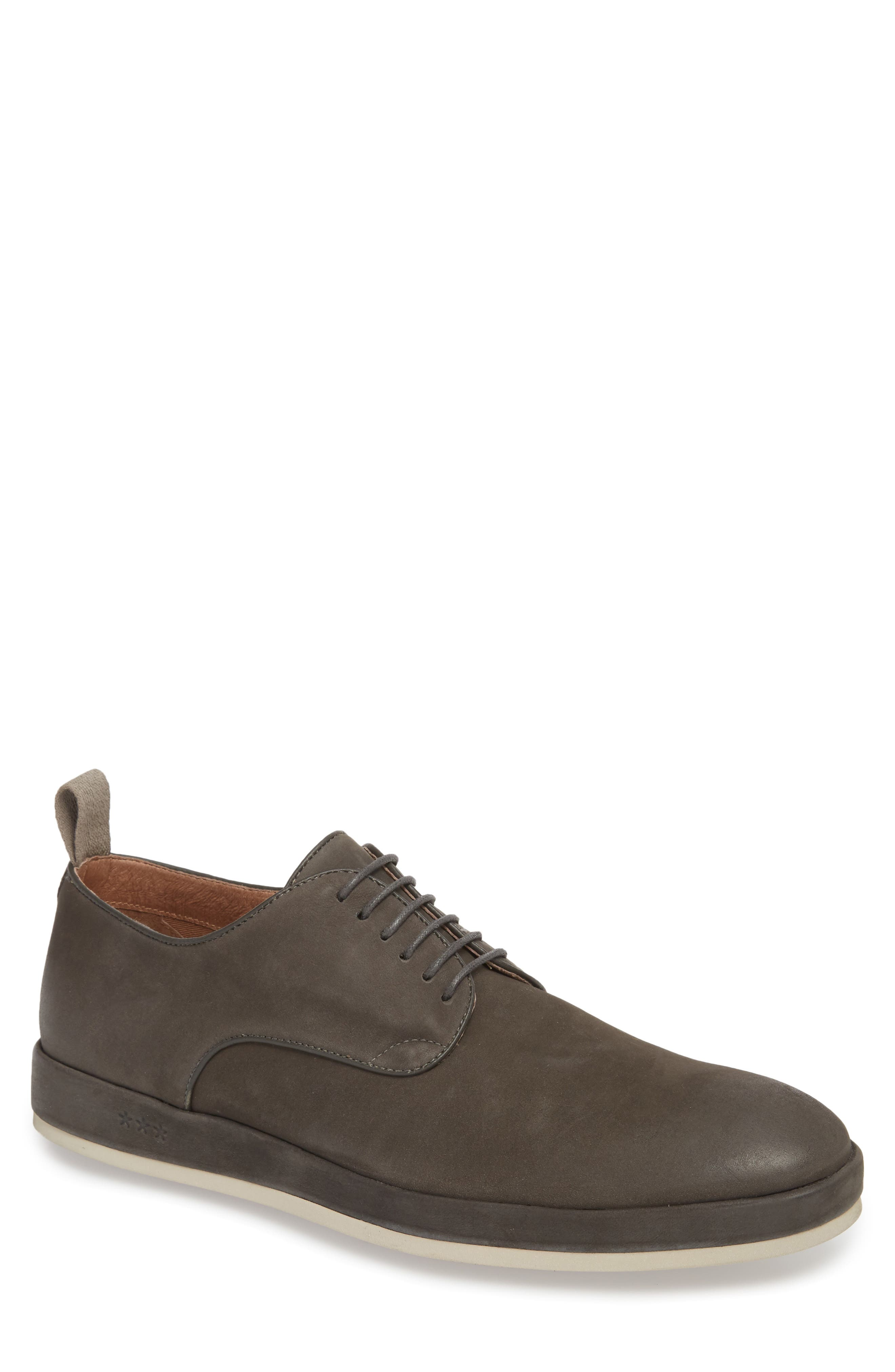 John Varvatos Star USA Sid Wrap Plain Toe Derby (Men)