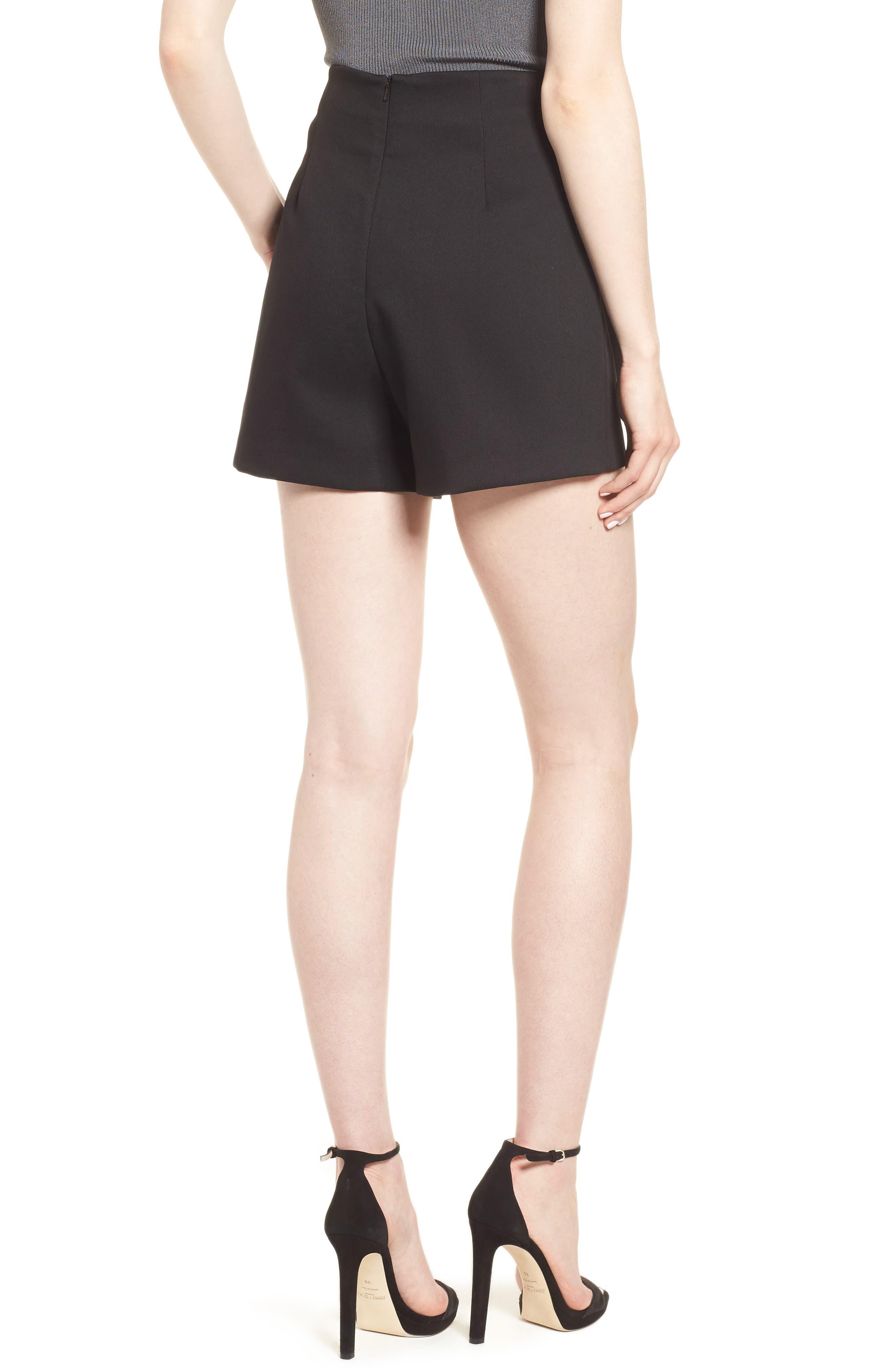 Harmony Shorts,                             Alternate thumbnail 2, color,                             Black
