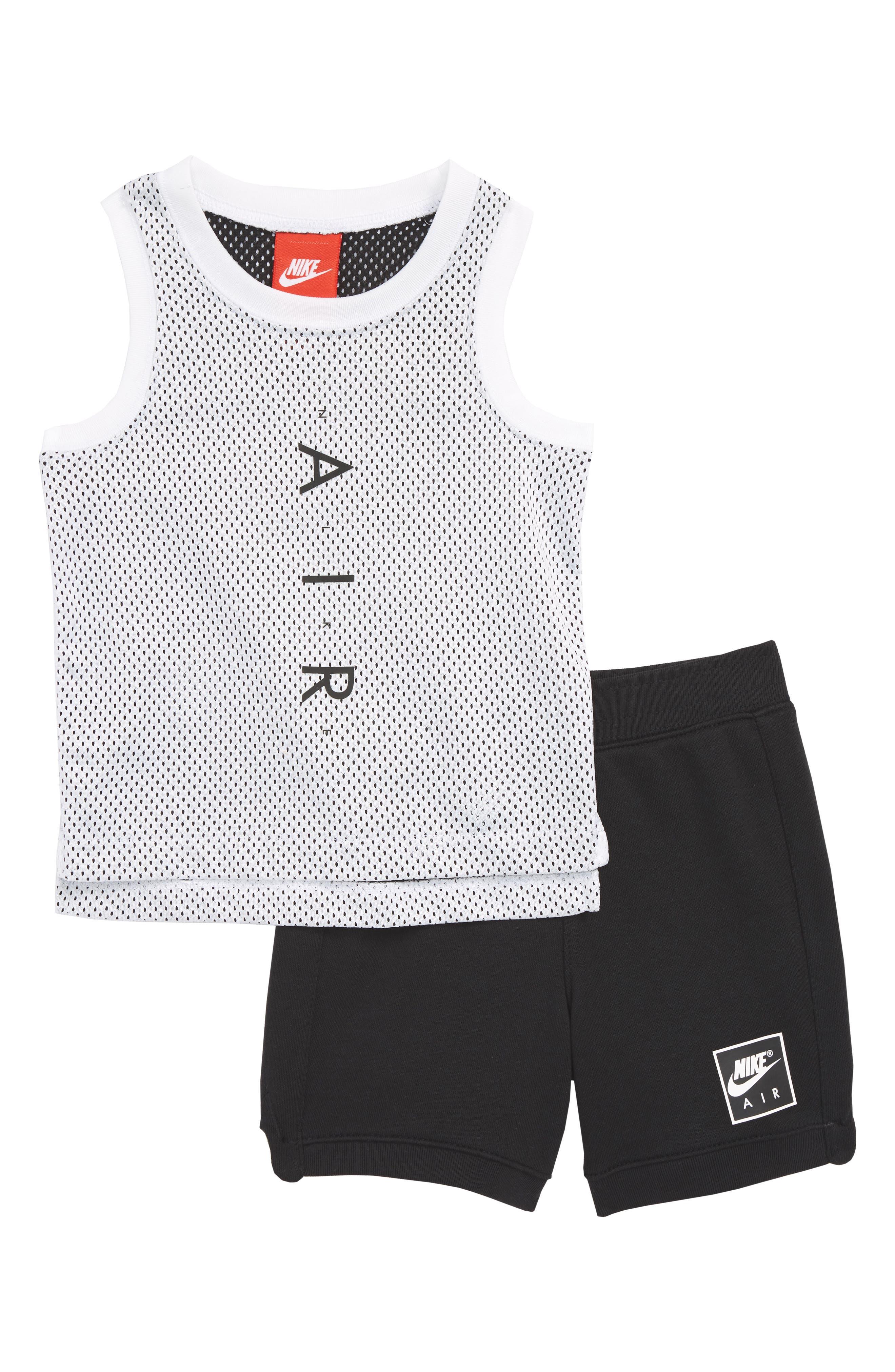 Nike Air Tank & Knit Shorts Set (Baby Boys)