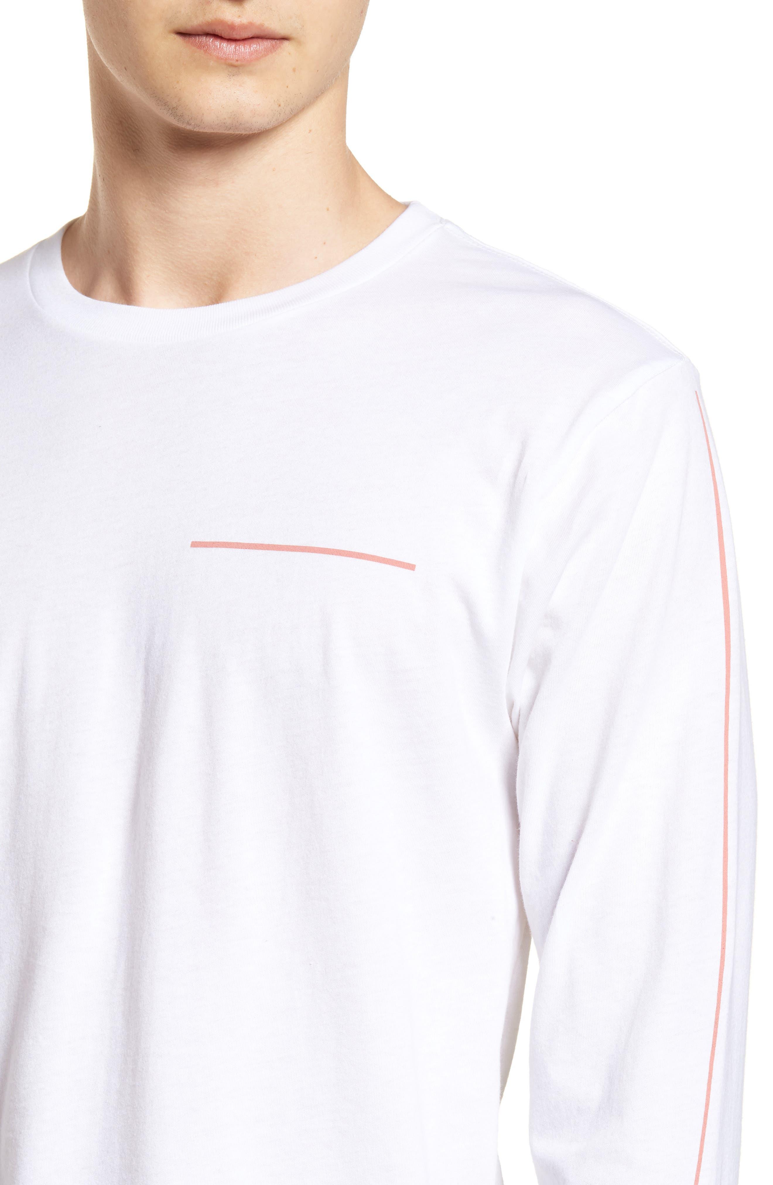 Soto Graphic T-Shirt,                             Alternate thumbnail 4, color,                             White