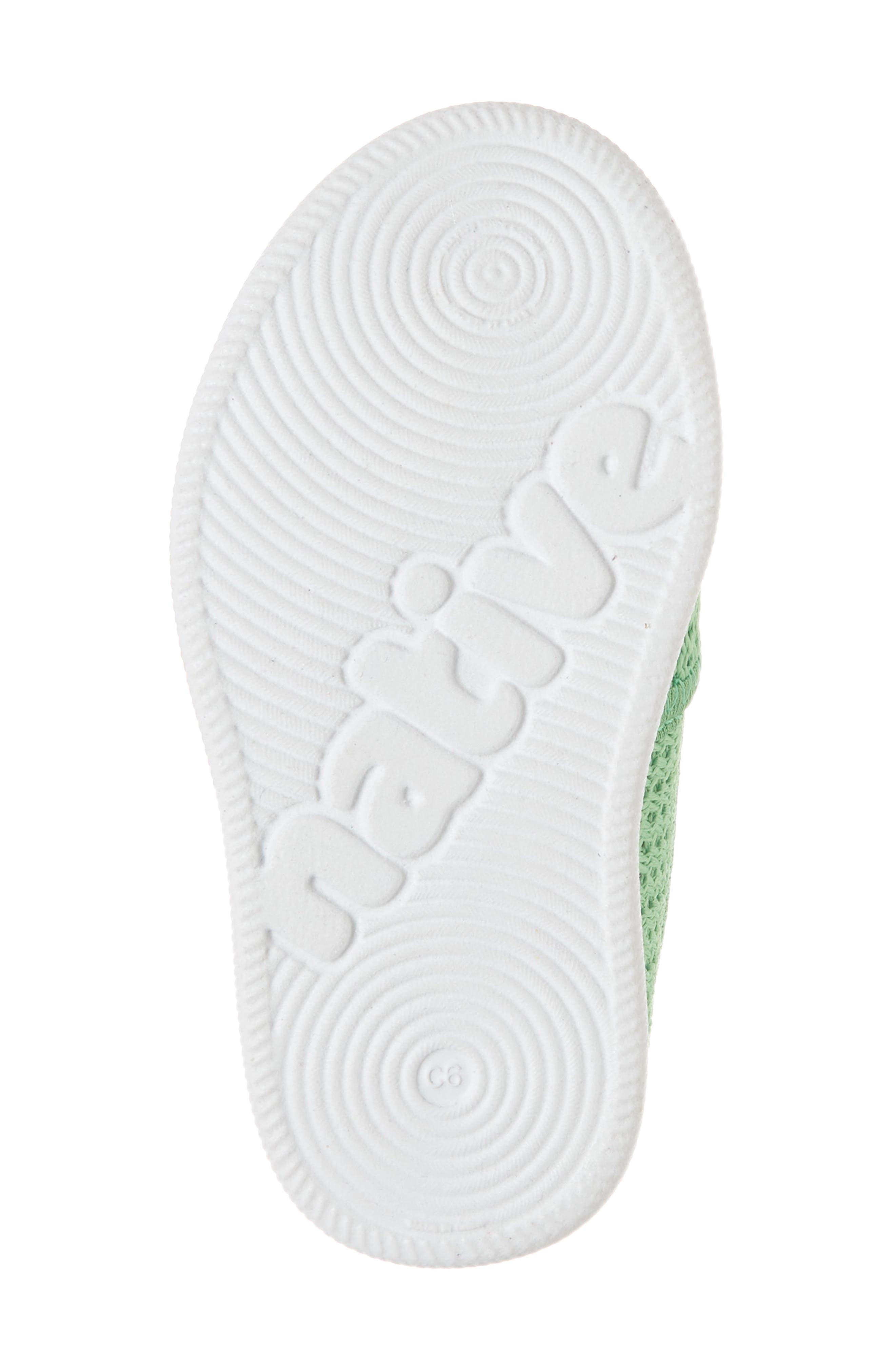 Alternate Image 6  - Native Shoes Cruz Woven Slip-On (Walker, Toddler & Little Kid)