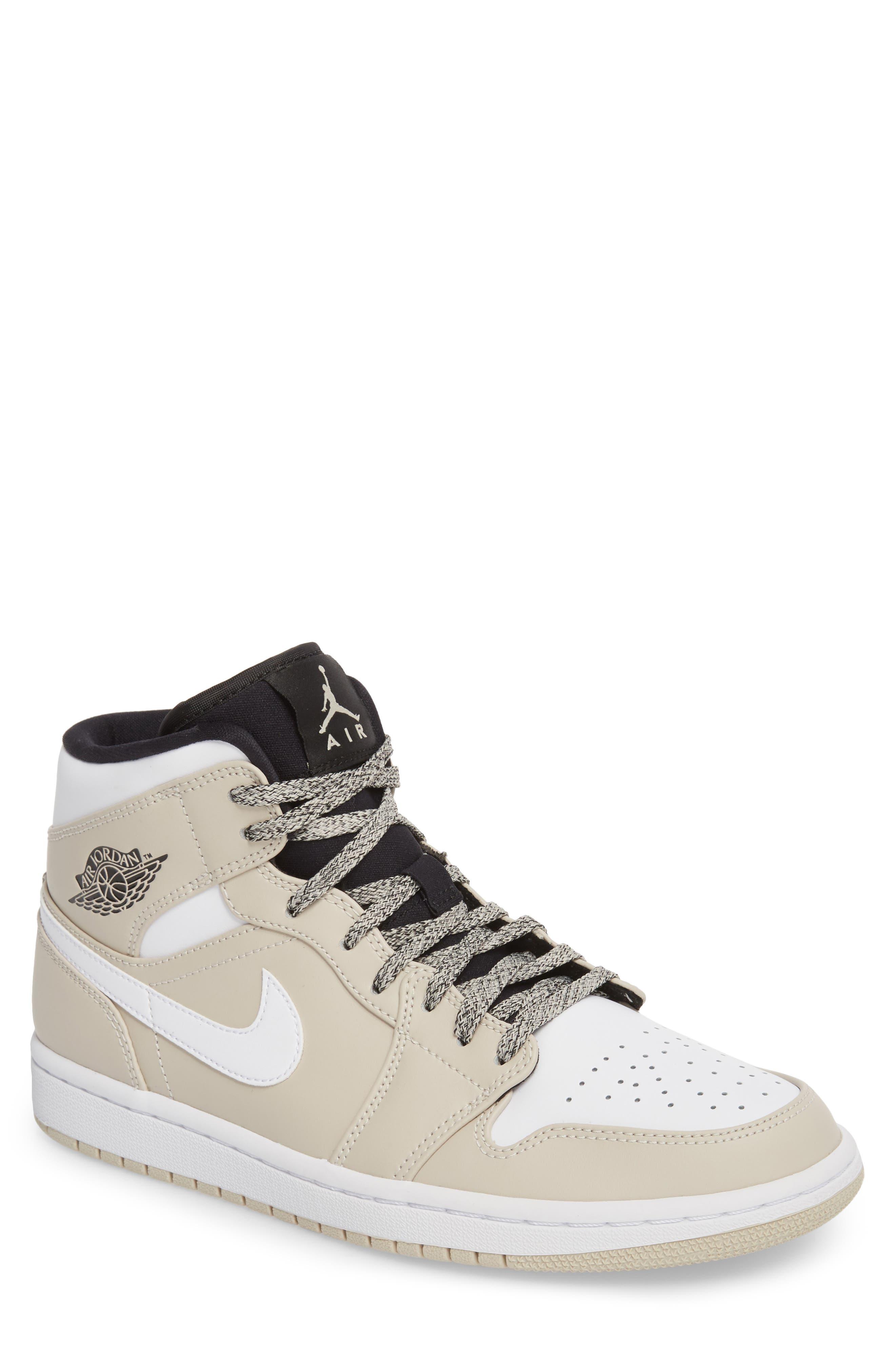 Alternate Image 1 Selected - Nike 'Air Jordan 1 Mid' Sneaker (Men)