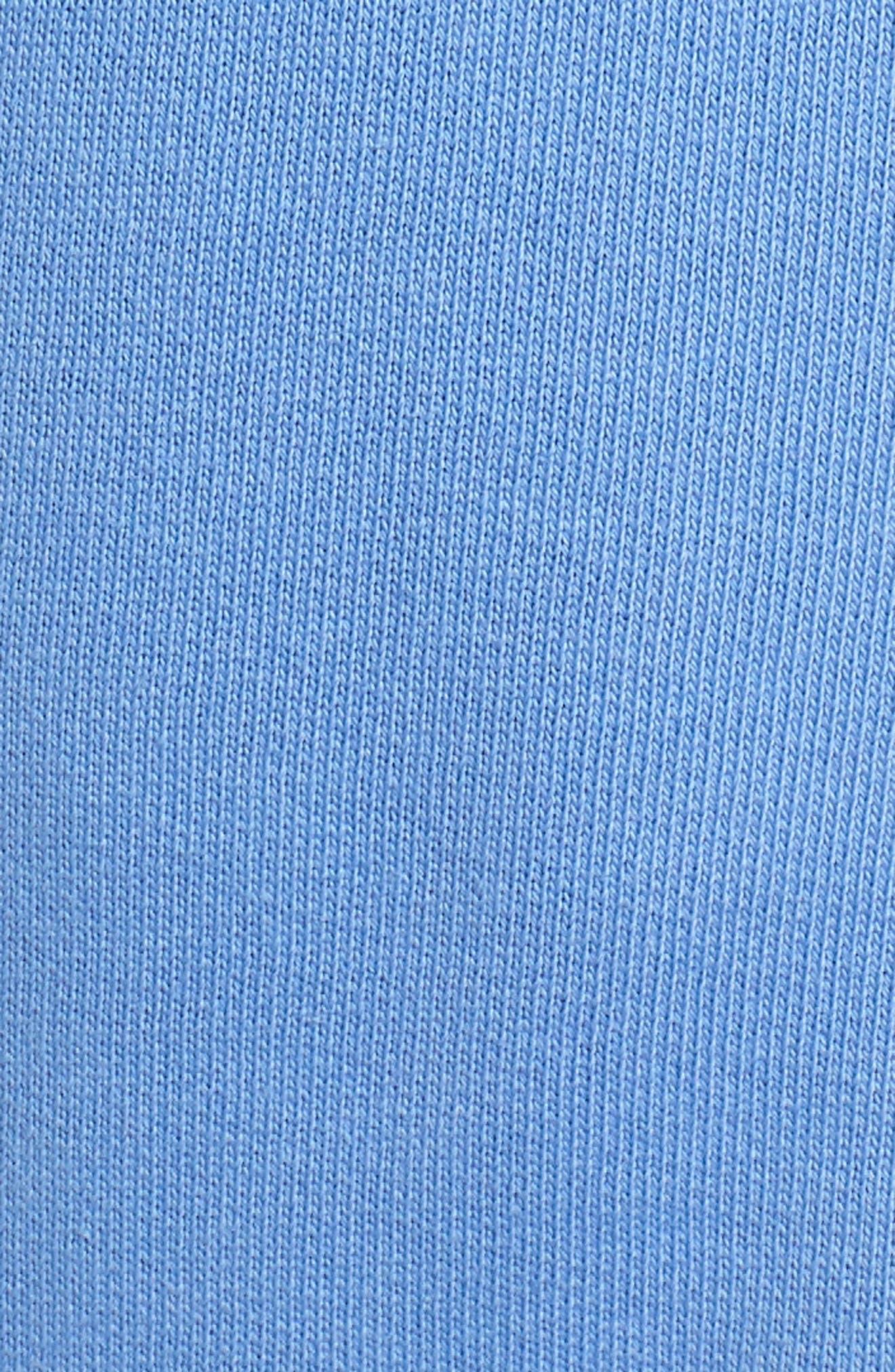 Logo Tape Jogger Pants,                             Alternate thumbnail 6, color,                             Wedgewood Blue