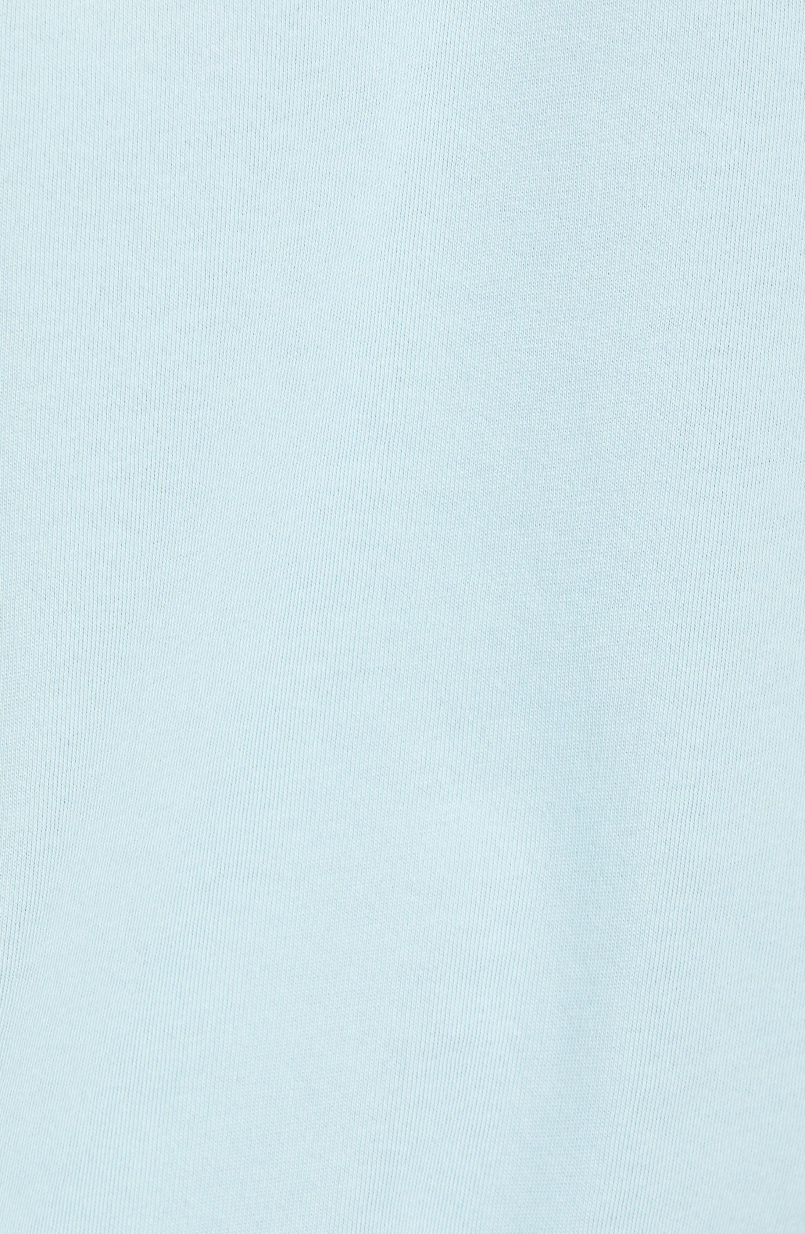 Dry Walrus T-Shirt,                             Alternate thumbnail 5, color,                             Ocean Bliss/ Black