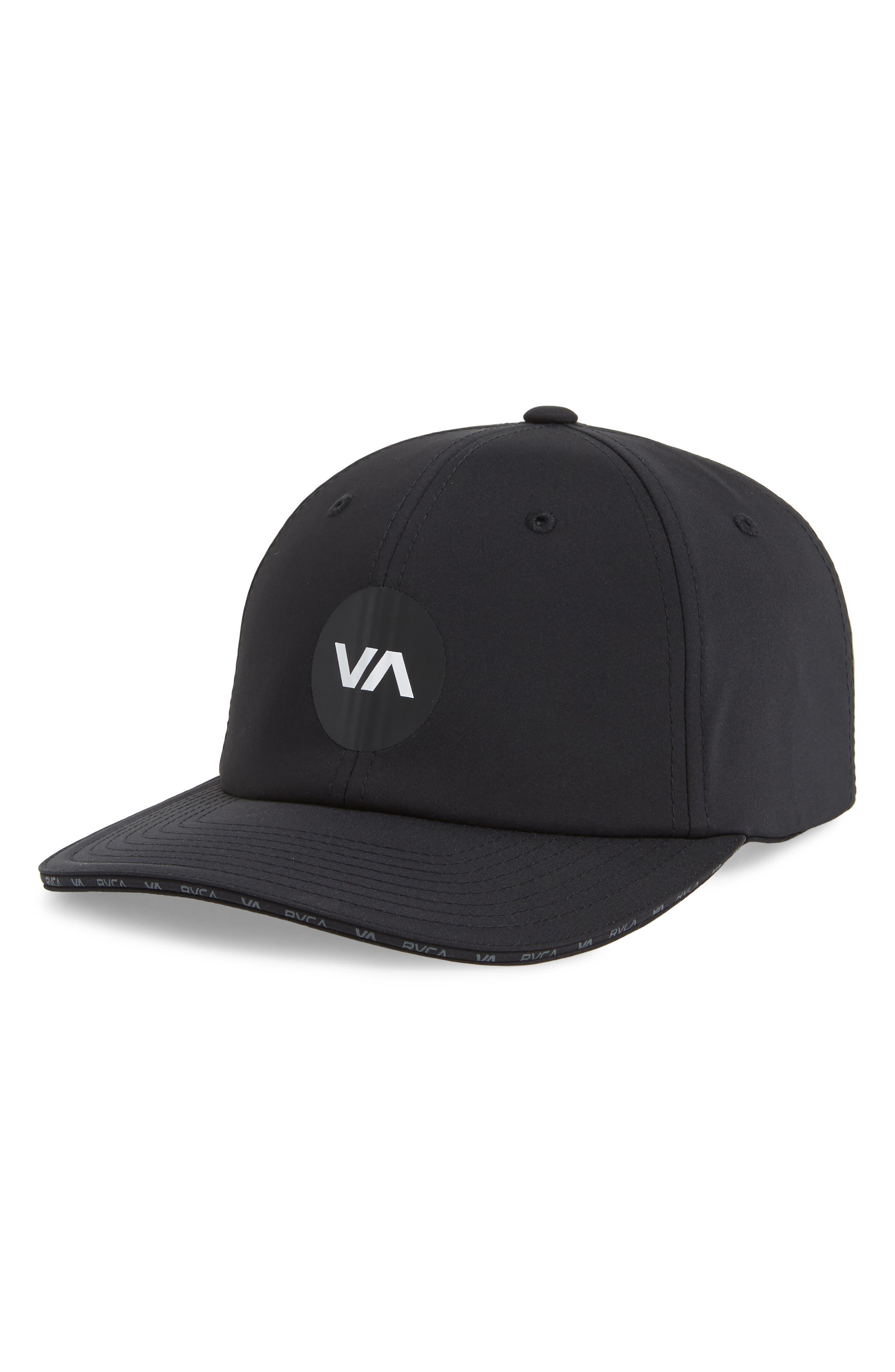 Gym Trainer Ball Cap,                         Main,                         color, Black