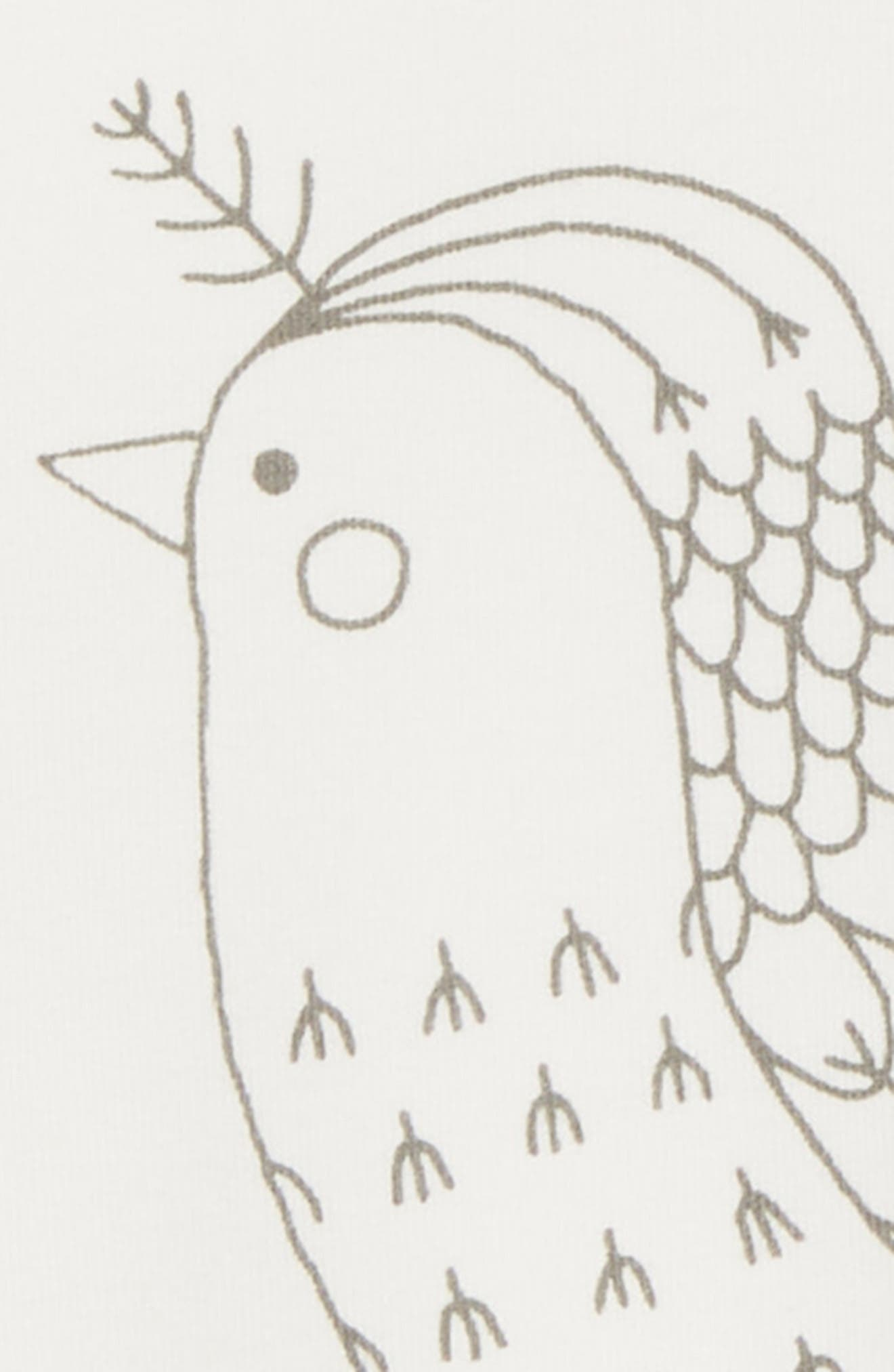 Soar Graphic Tee,                             Alternate thumbnail 2, color,                             White