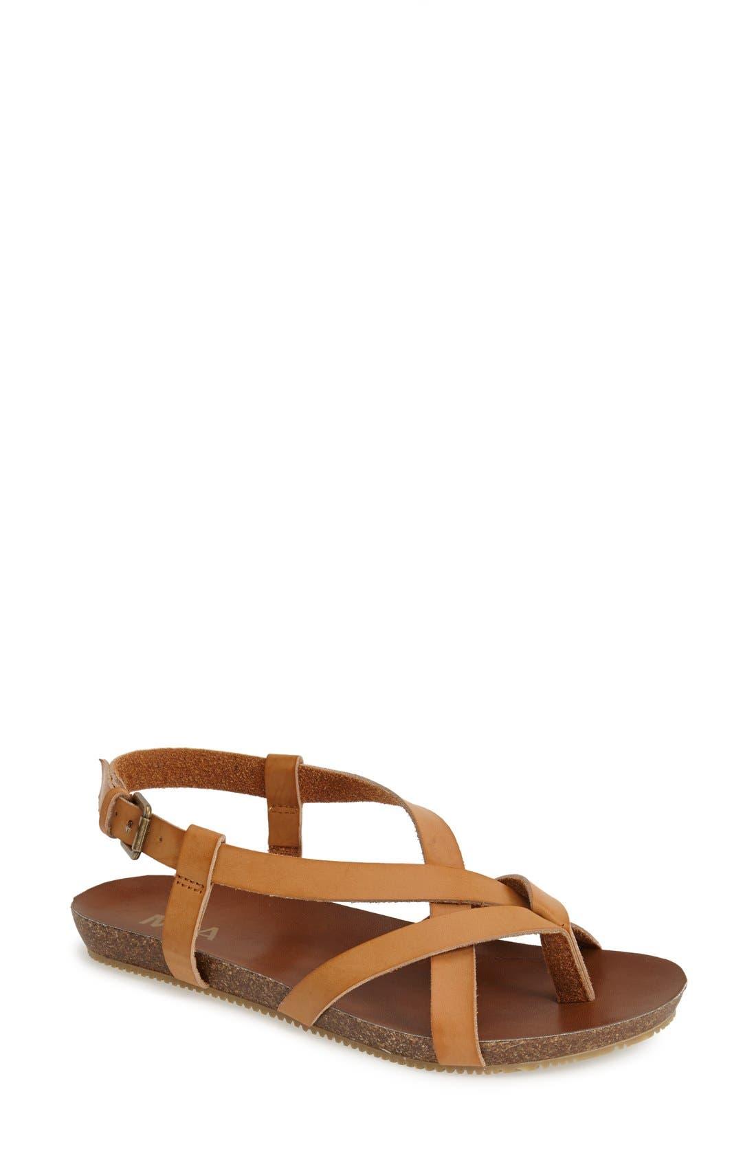 Alternate Image 1 Selected - MIA 'Wildcard' Sandal (Women)