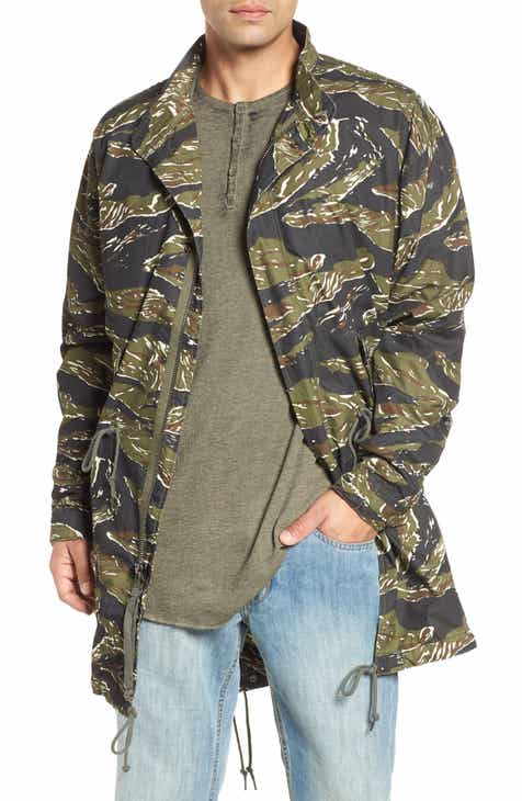 Camouflage Jacket Nordstrom