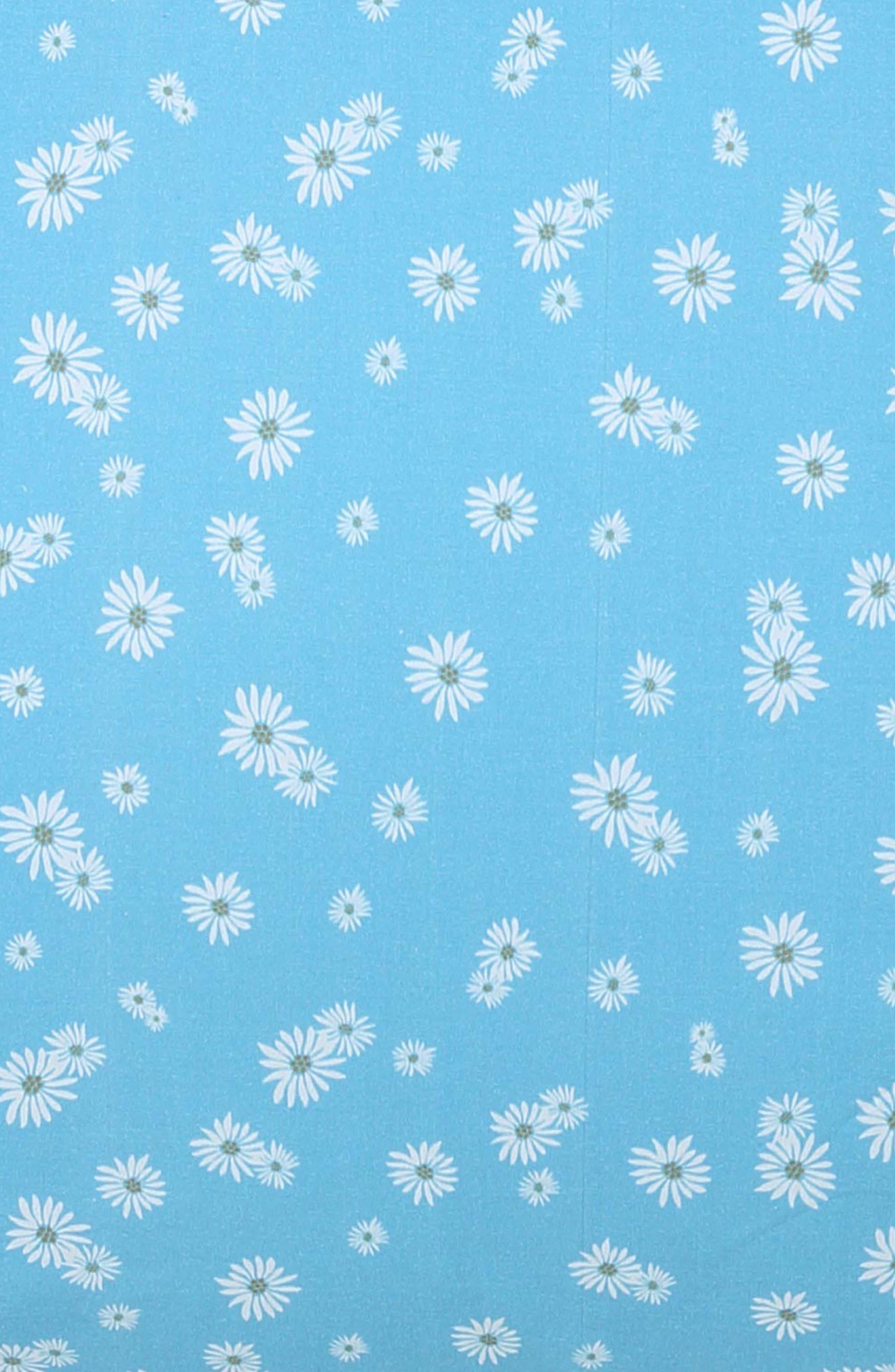 Lazy Daisy Cotton Sheet,                             Alternate thumbnail 2, color,                             Multi