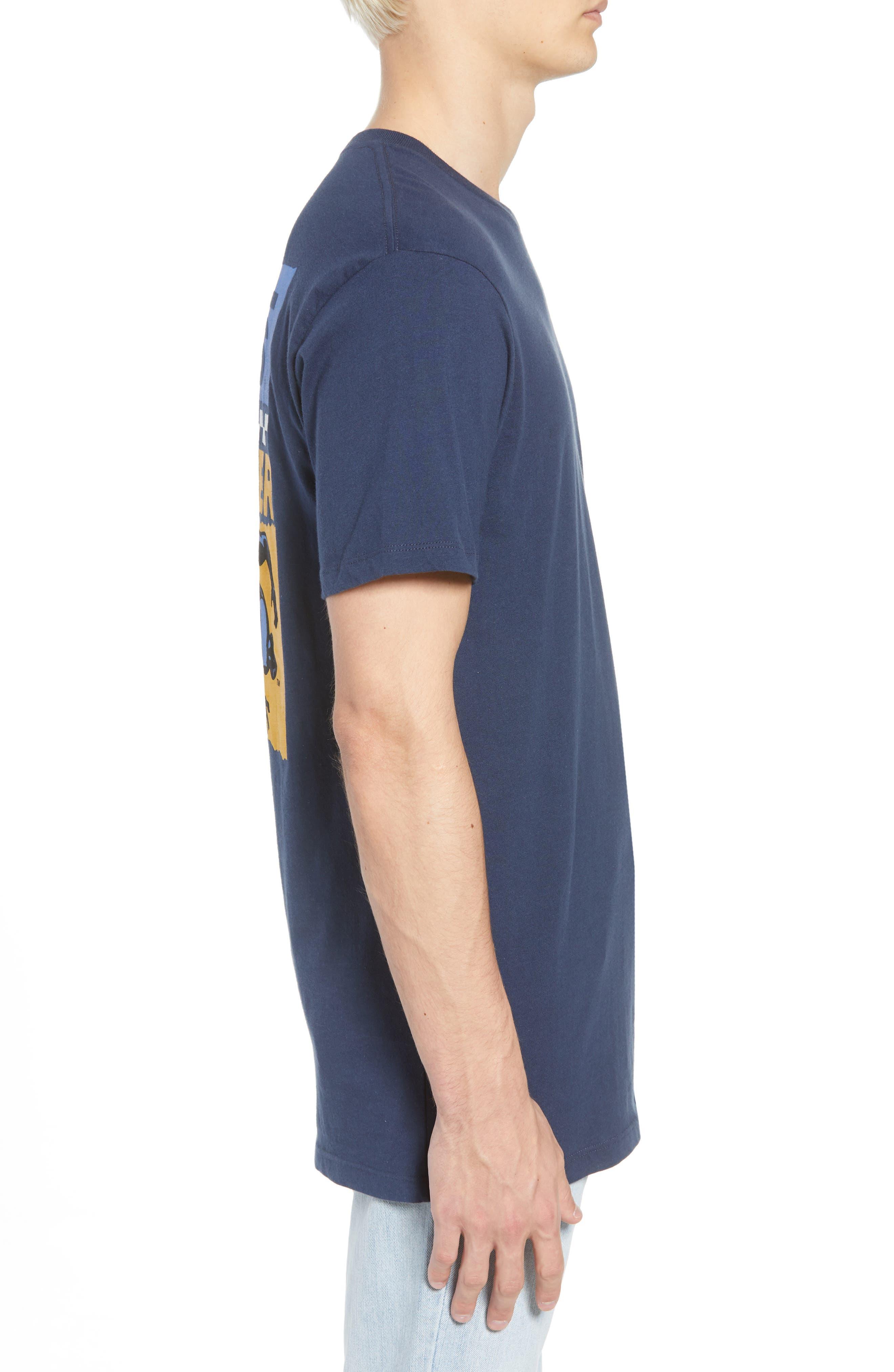 x Marvel<sup>®</sup> Black Panther T-Shirt,                             Alternate thumbnail 3, color,                             Dress Blues