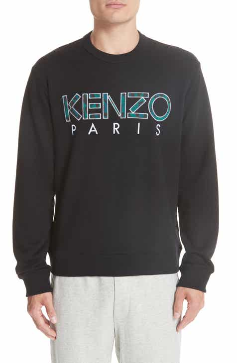 KENZO Paris Logo Sweatshirt 9dd2a3e222