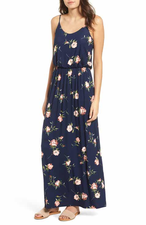 Women S Blue Dresses Nordstrom
