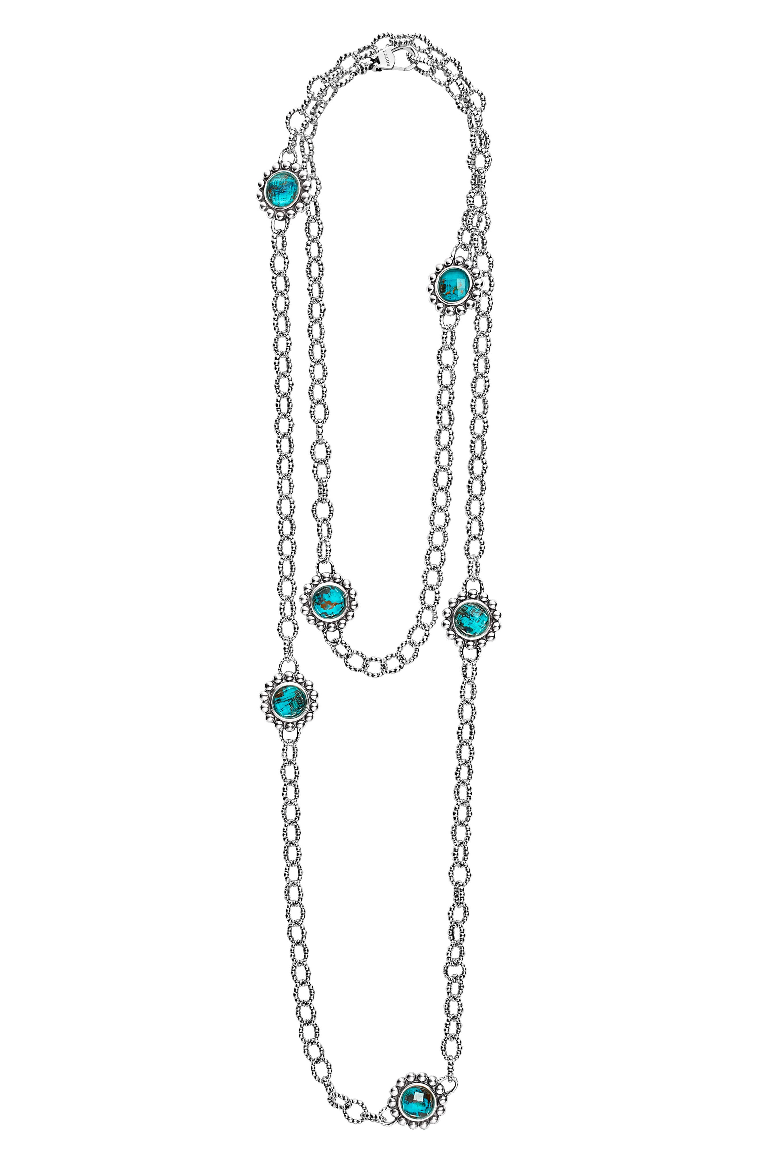 Main Image - LAGOS 'Maya' Long Station Necklace