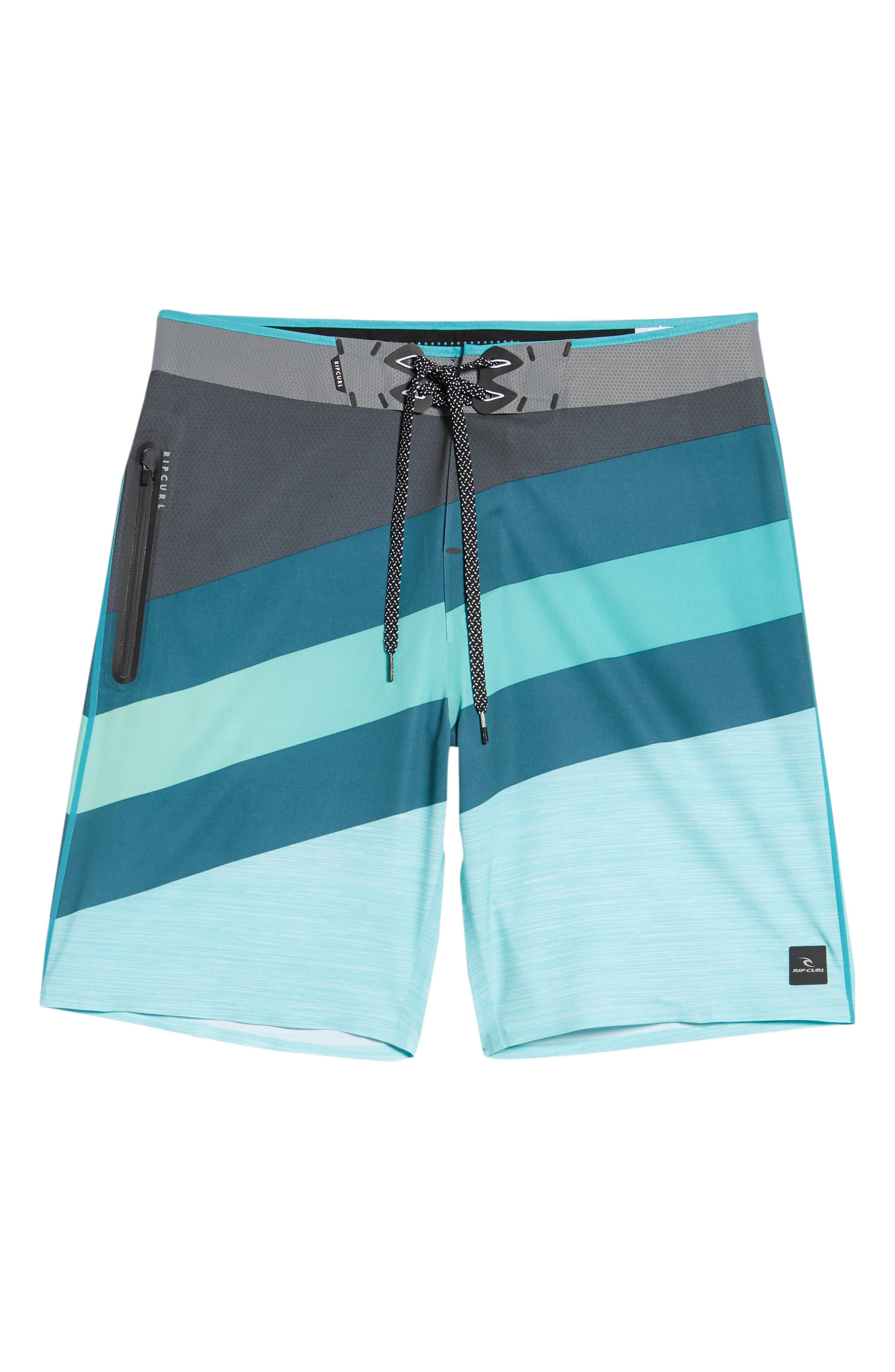 Mirage React Ultimate Board Short,                             Alternate thumbnail 6, color,                             Teal