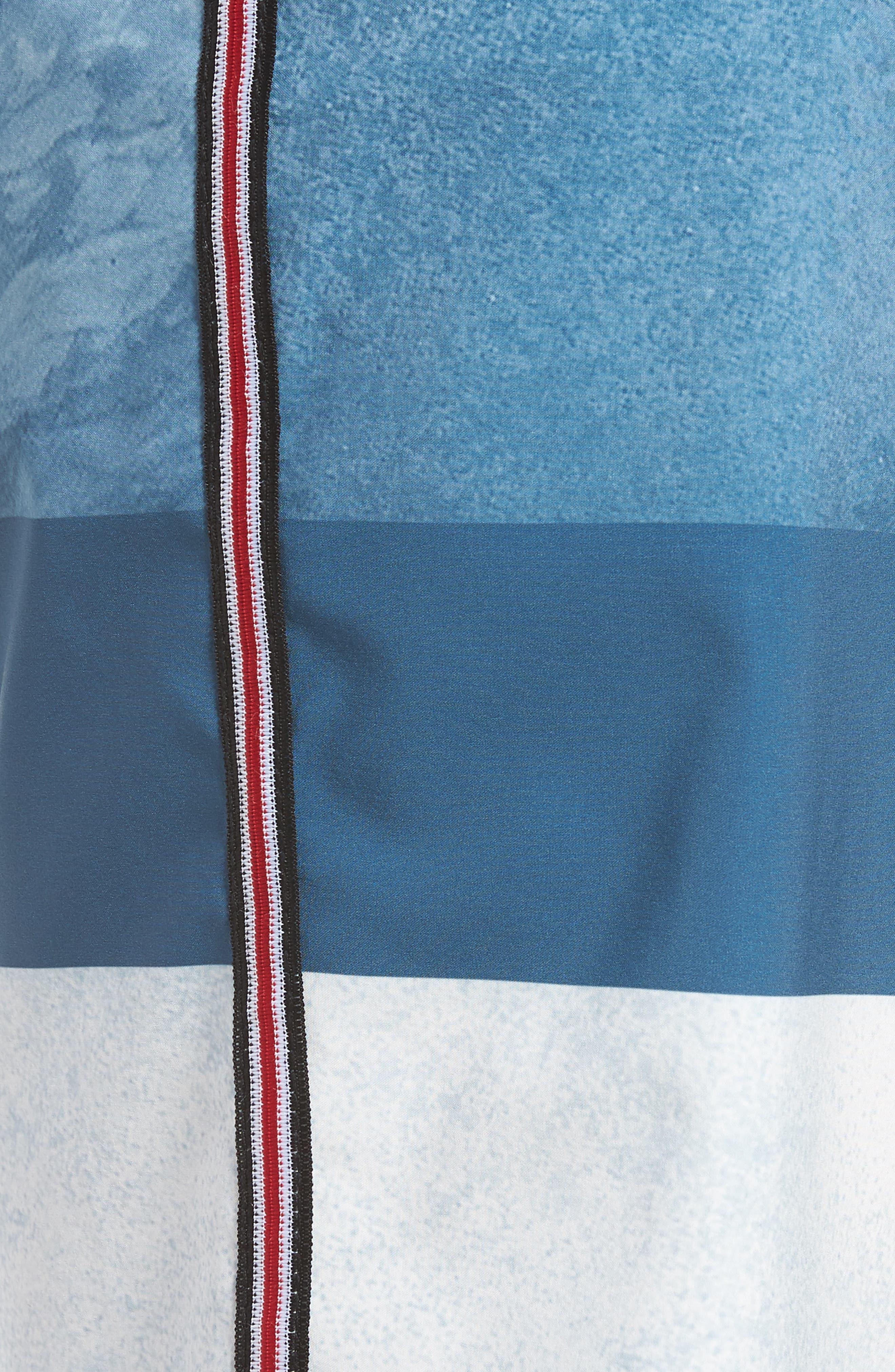 Era Board Shorts,                             Alternate thumbnail 6, color,                             Real Teal/ Nathan Florence