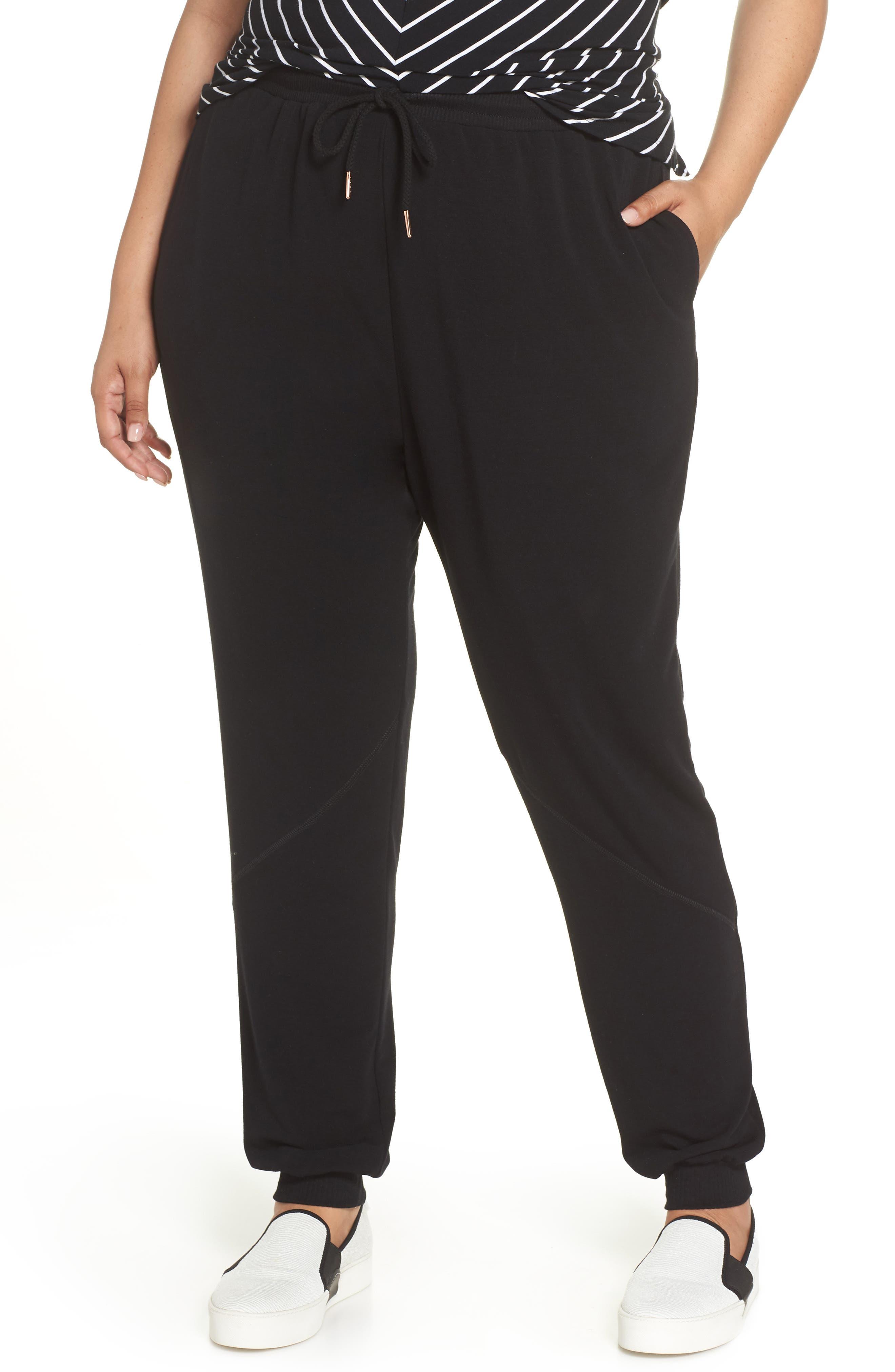 Jogger Pants,                         Main,                         color, Black