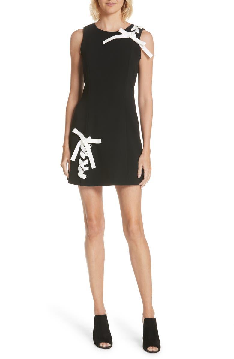 Izella Ribbon Detail Dress