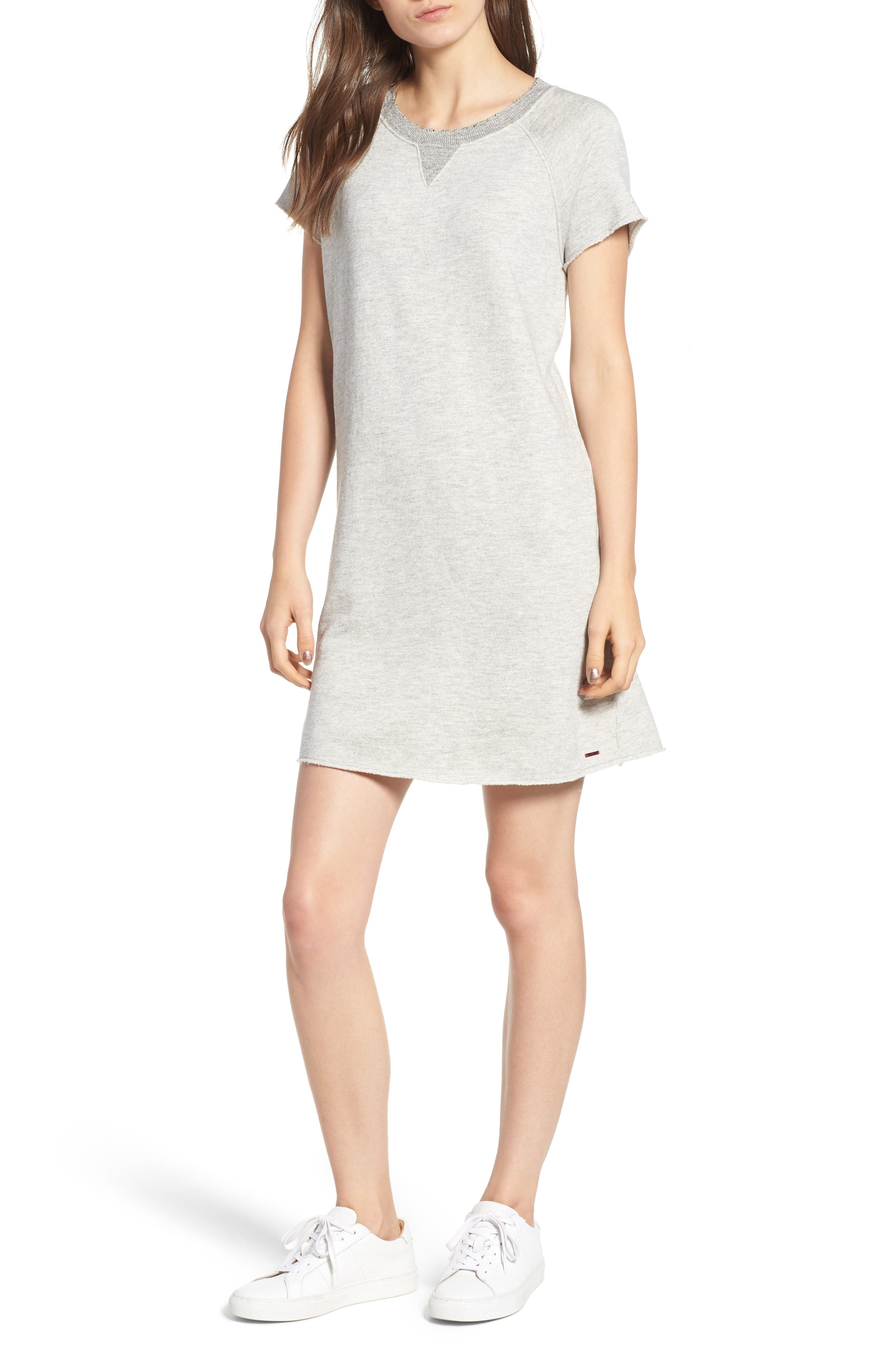 CALALILY SWEATSHIRT DRESS
