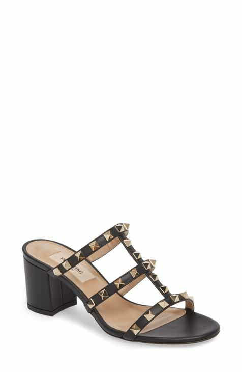 less fashion stud for rock look shoes the rockstud cognoscente valentino effected