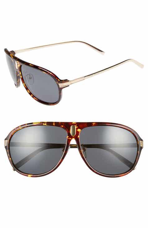 0465615152 Privé Revaux The McQueen 62mm Polarized Aviator Sunglasses