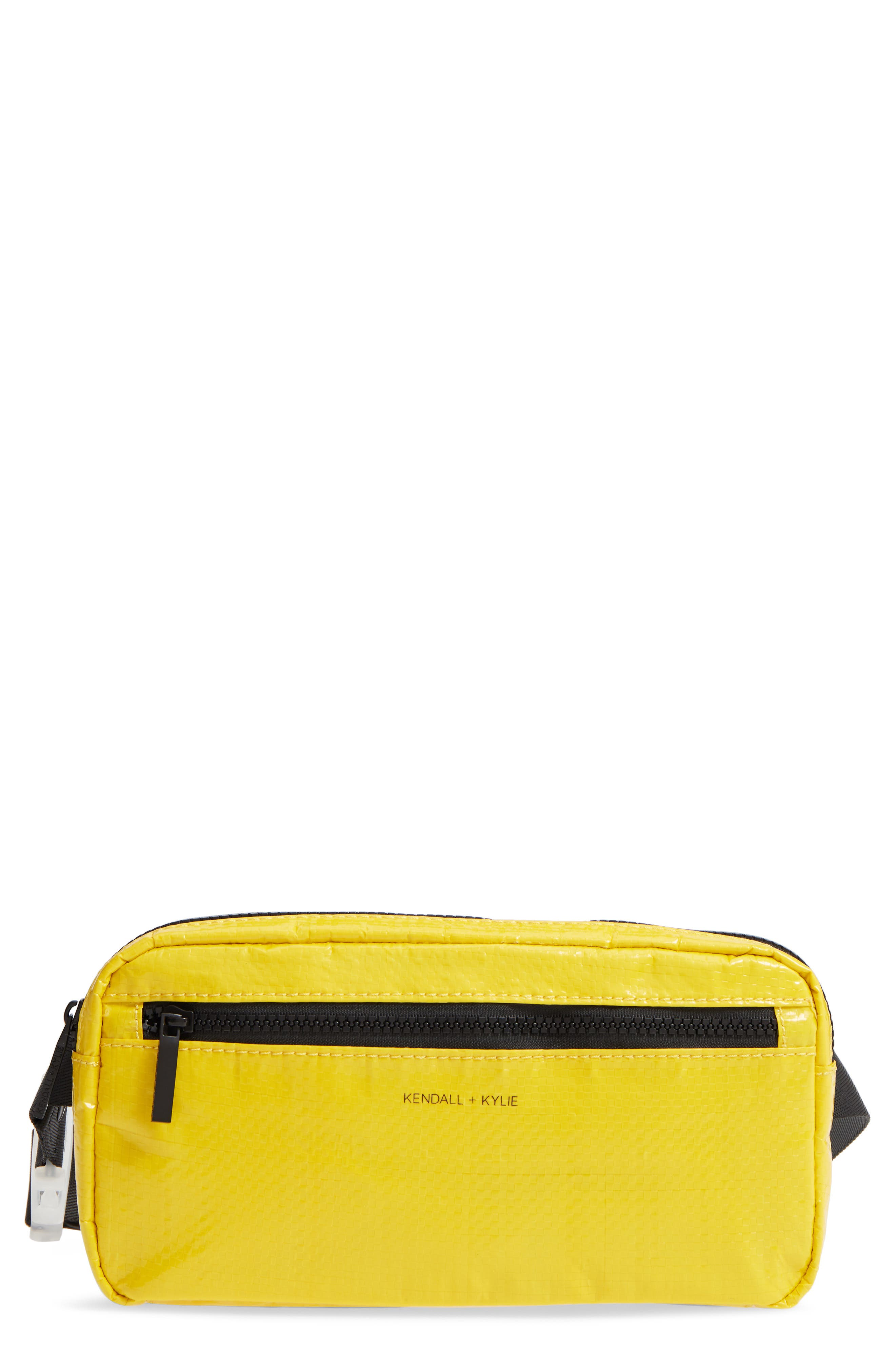OLYMPIA BELTBAG - YELLOW