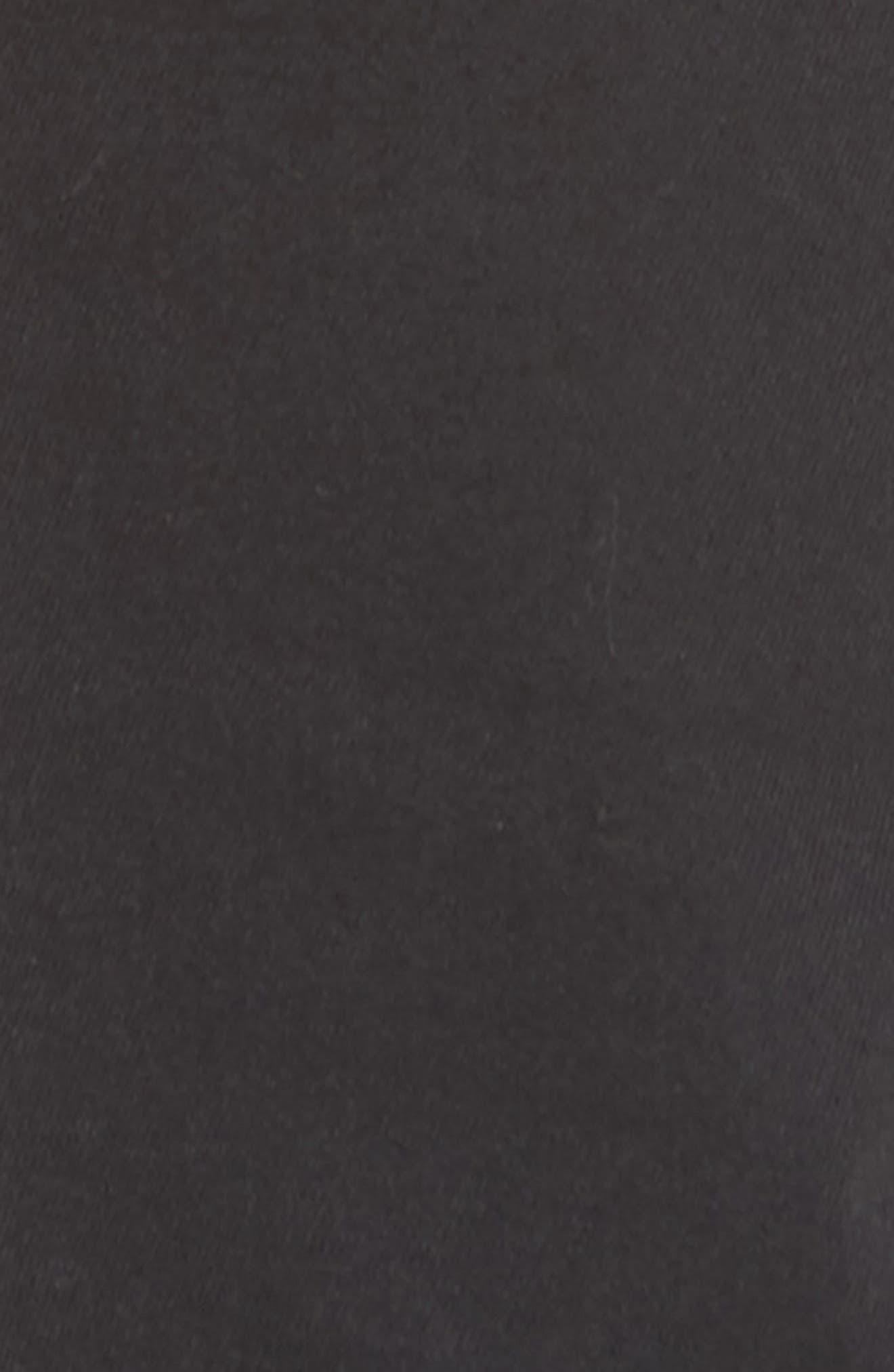 Blockshot Jogger Pants,                             Alternate thumbnail 5, color,                             Vintage Black/ Black