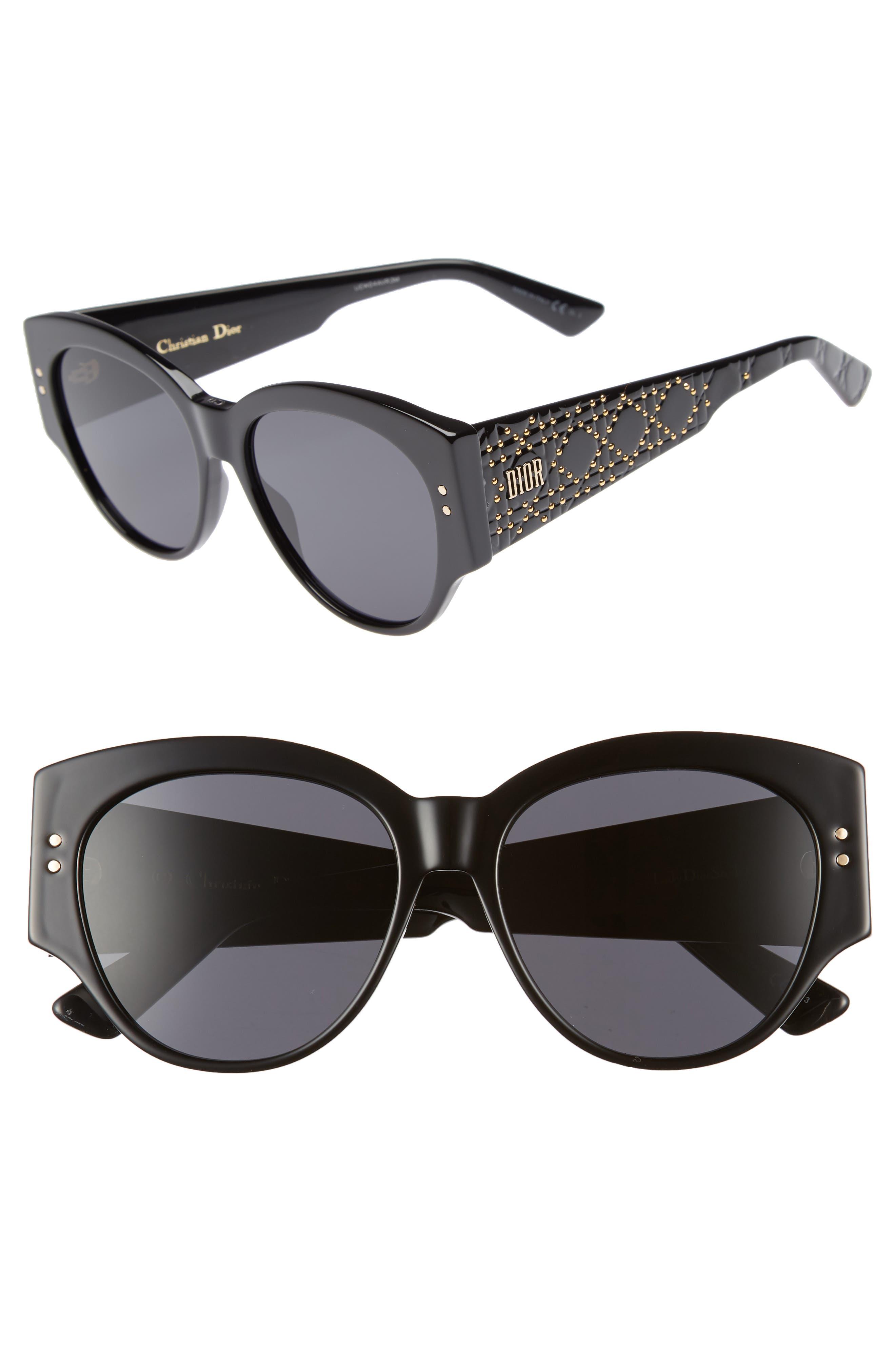 speckled frame sunglasses - Pink & Purple Dior XMAL1