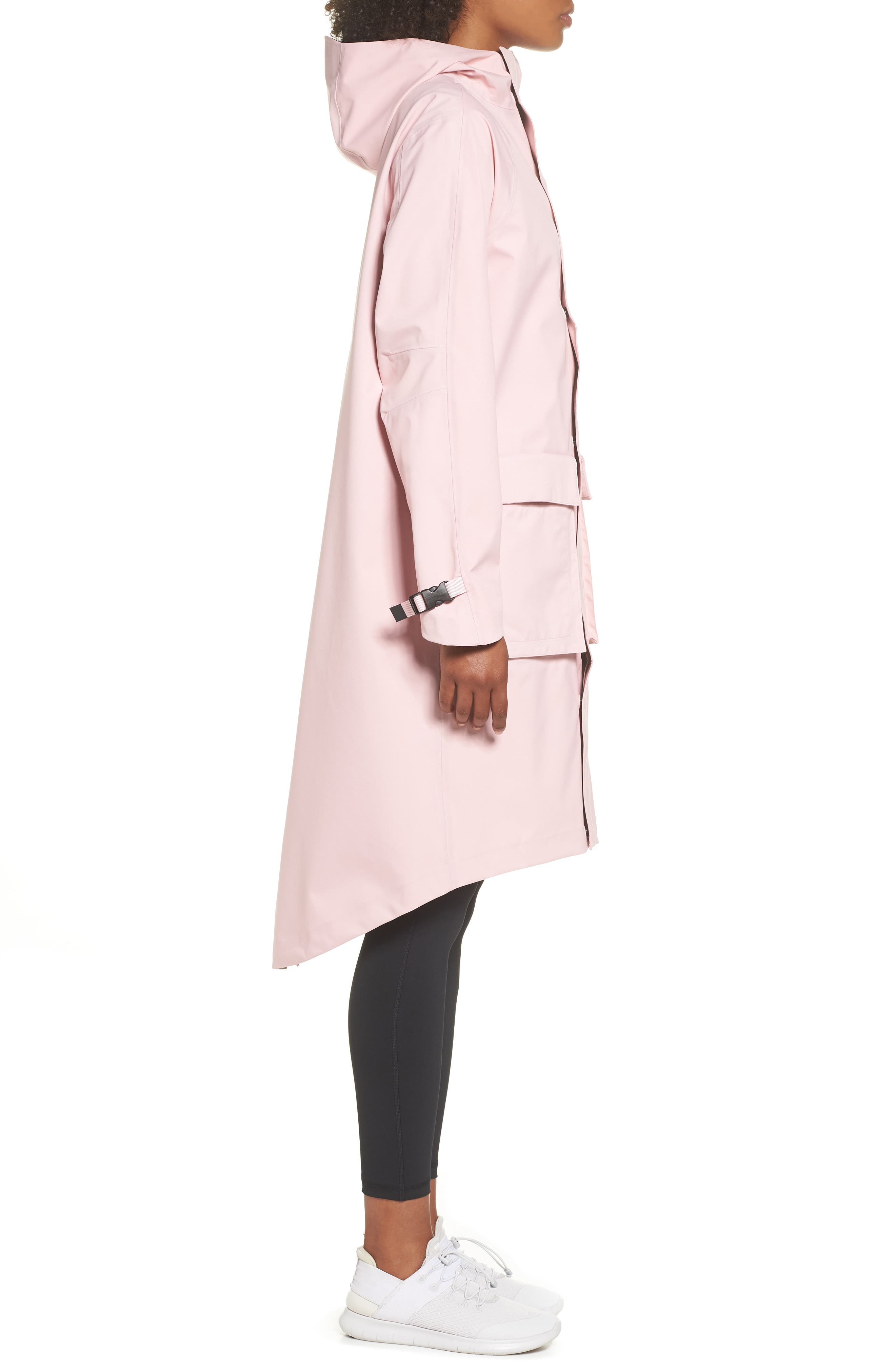 NRG Women's Hooded Anorak,                             Alternate thumbnail 3, color,                             Arctic Punch/ Arctic Punch