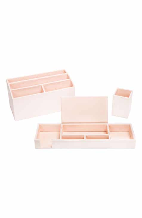 awesome for wooden womens accessories diy lovely gold office desk supplies idea women part acrylic s