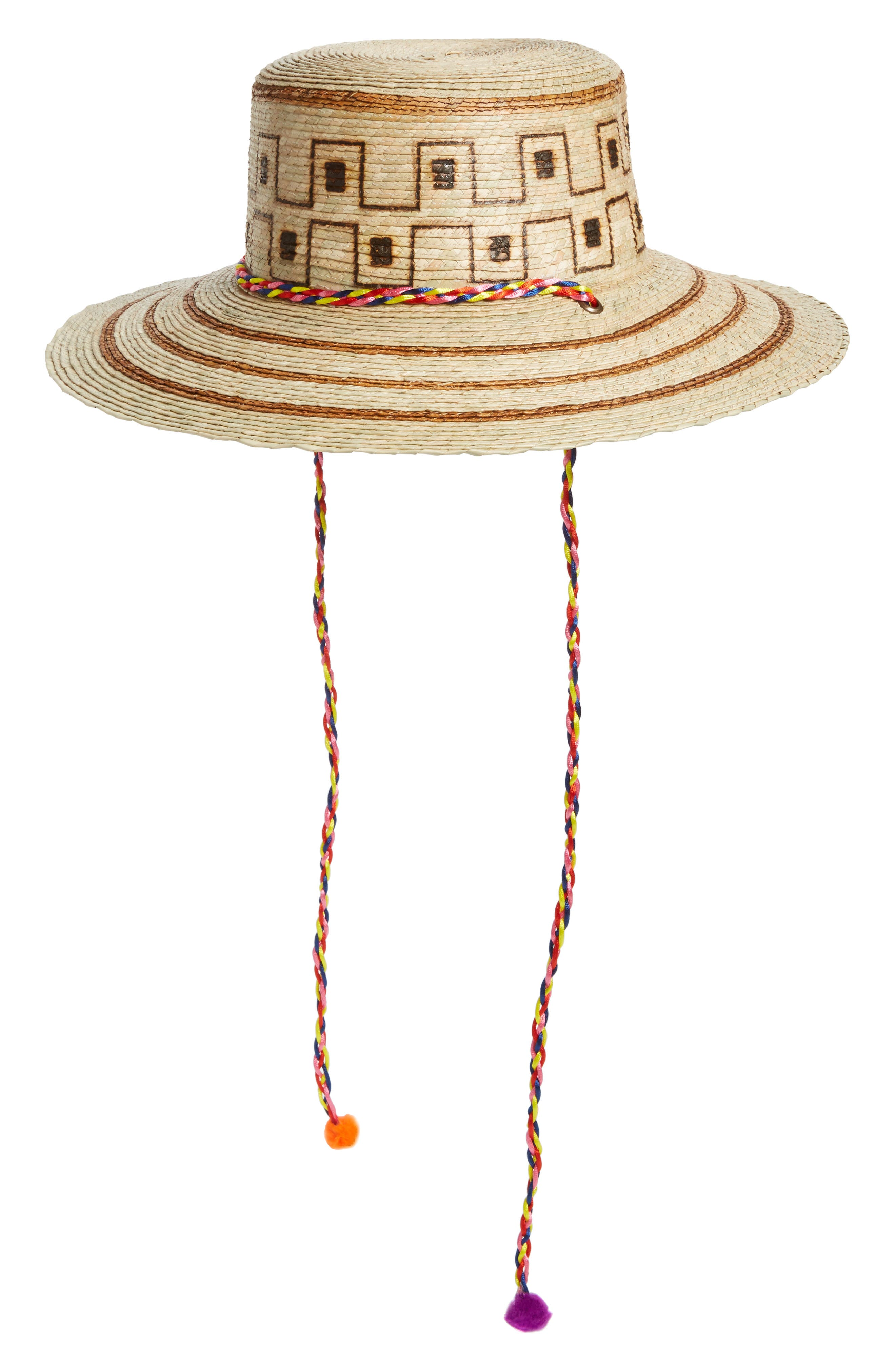 Guadalajara Hat,                         Main,                         color, Natural