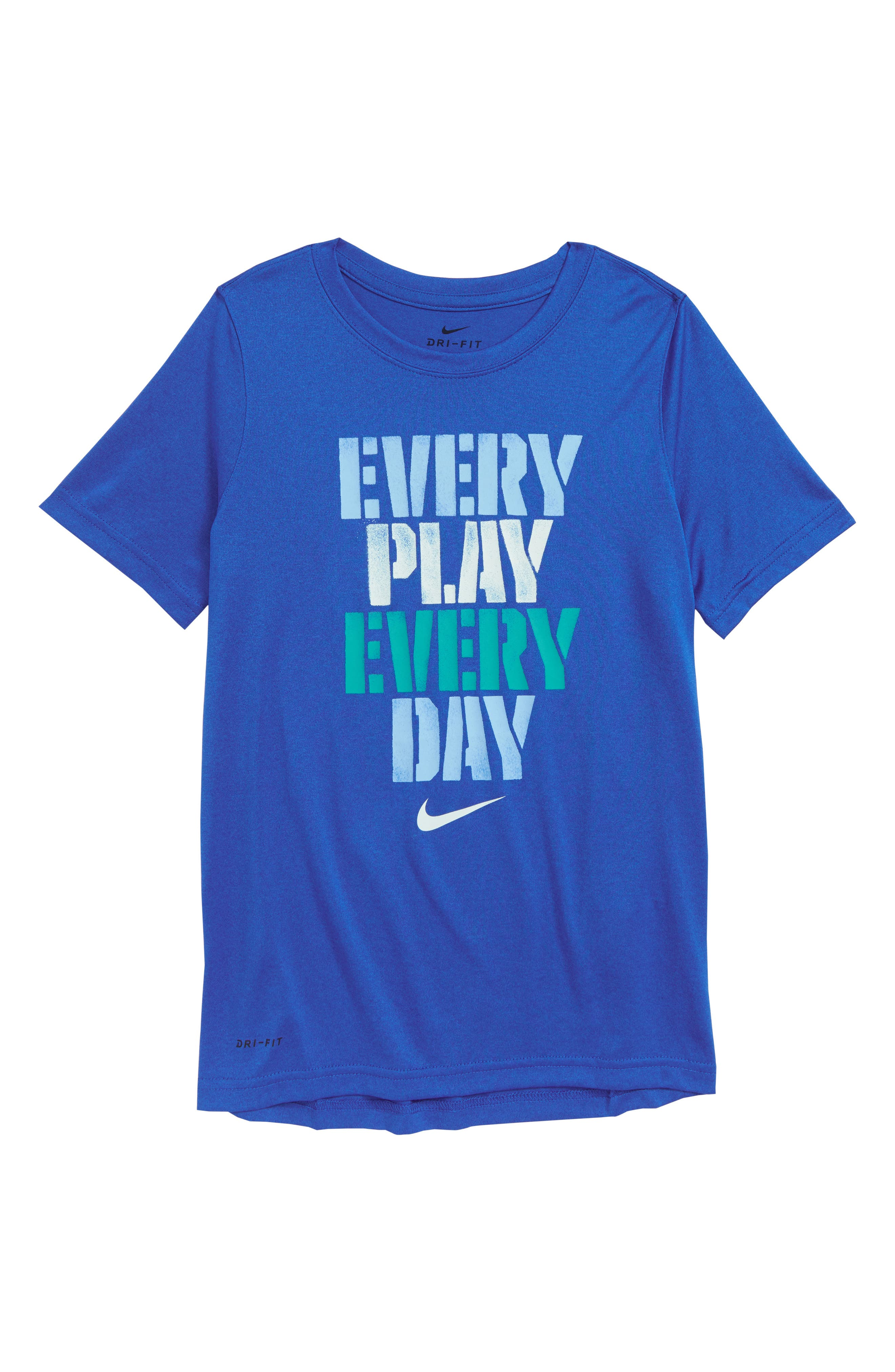 Dry Legend Every Play T-Shirt,                             Main thumbnail 1, color,                             Blue Nebula