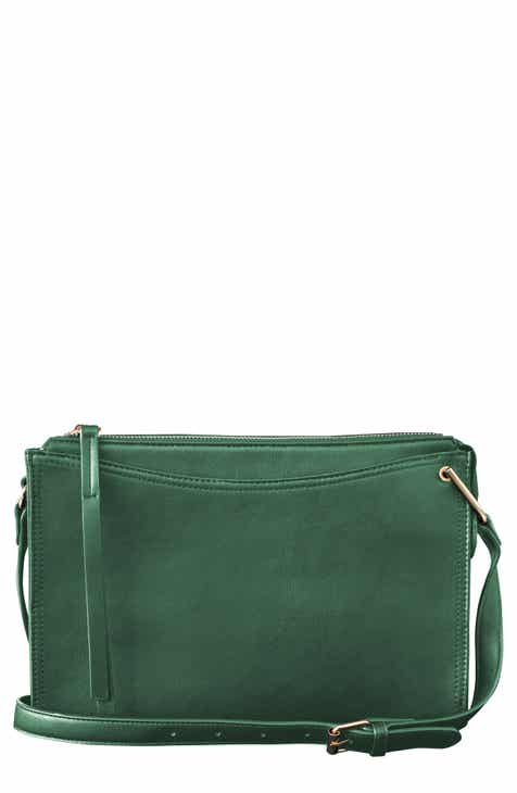 9037a69ab933 Urban Originals Melody Vegan Leather Crossbody Bag