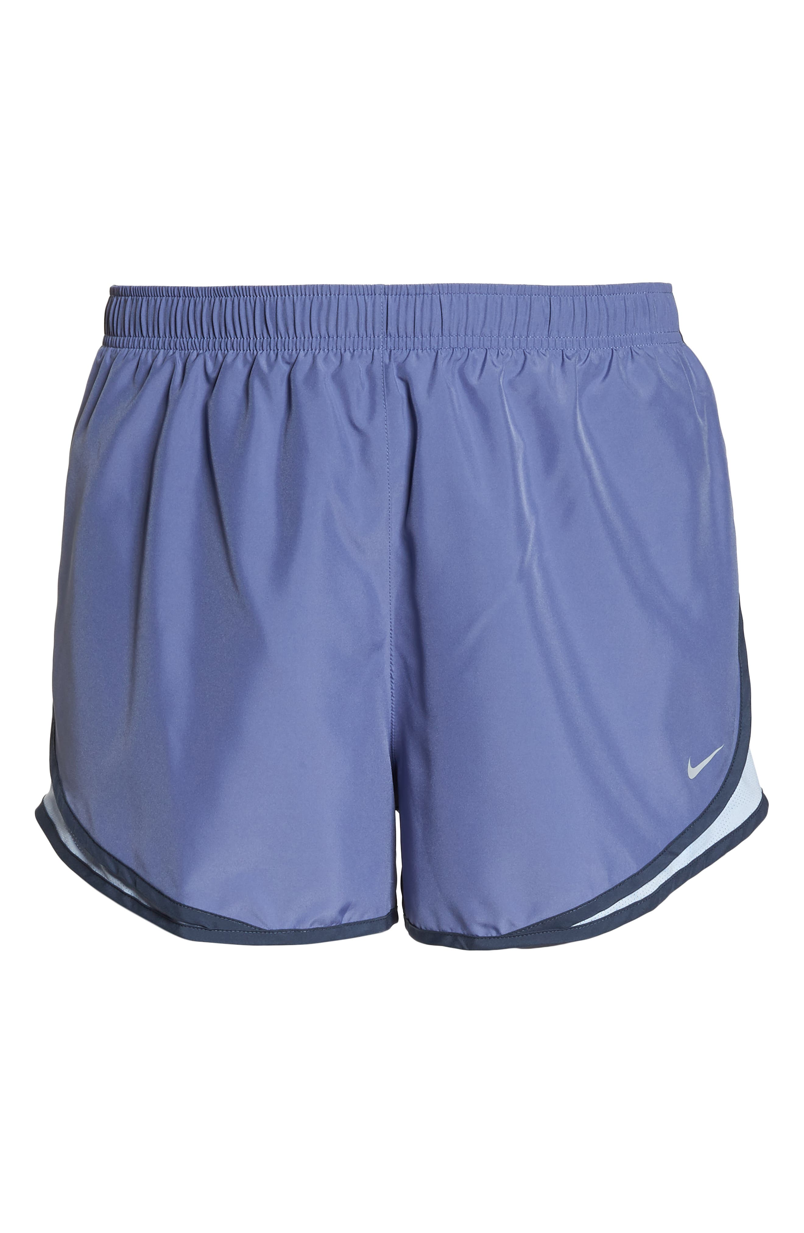 Dry Tempo Running Shorts,                             Alternate thumbnail 7, color,                             Purple Slate/Wolf Grey