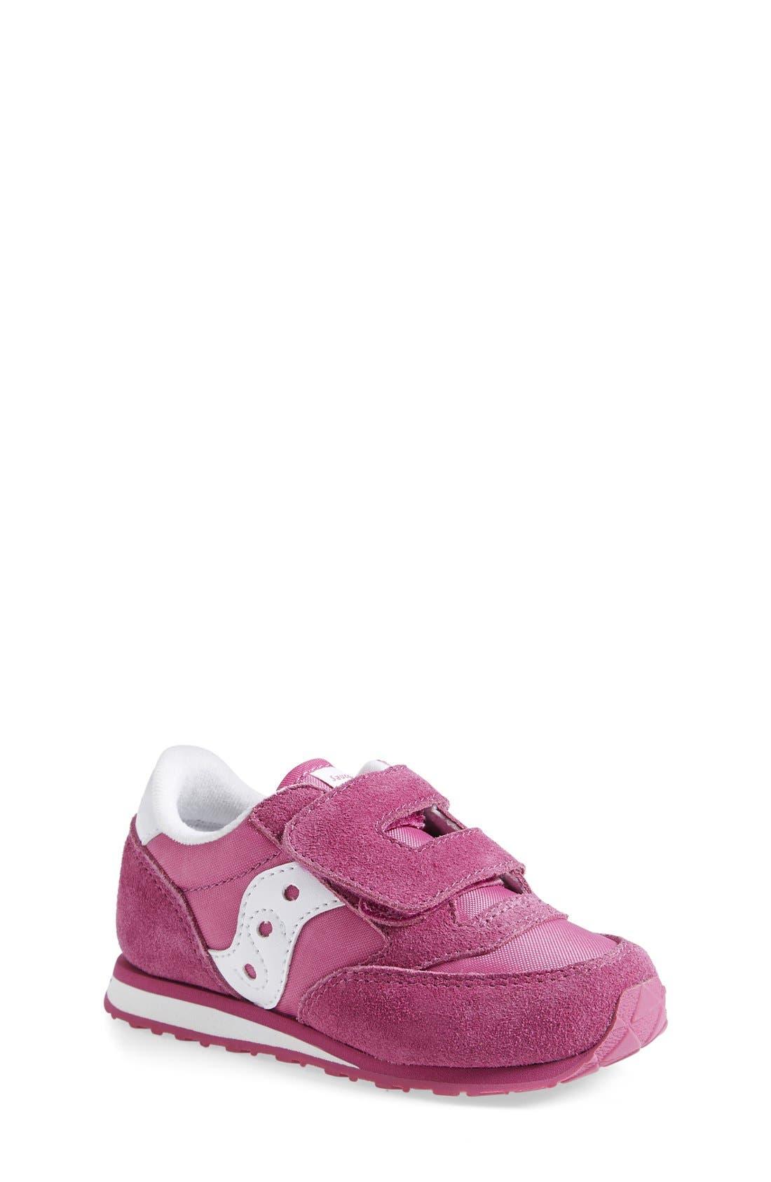 Saucony 'Jazz' Sneaker (Baby, Walker & Toddler)